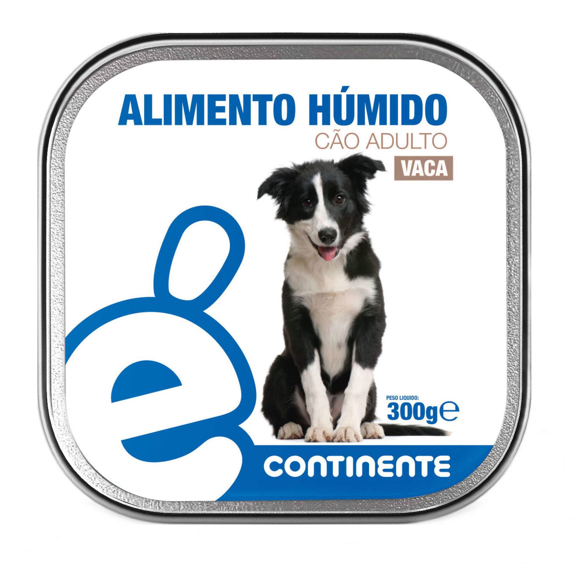 Comida Húmida para Cão Adulto Vaca Terrina