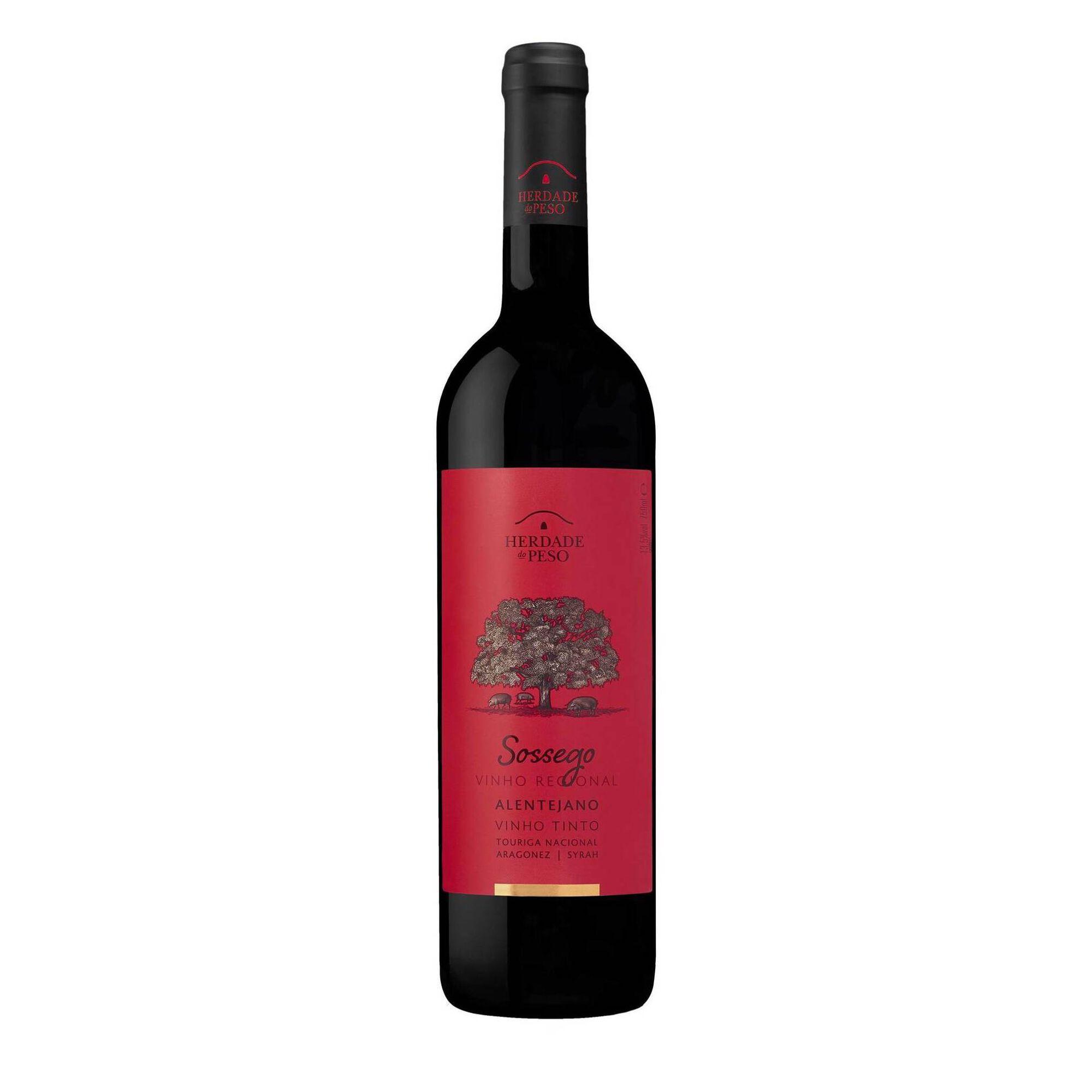 Sossego Regional Alentejo Vinho Tinto