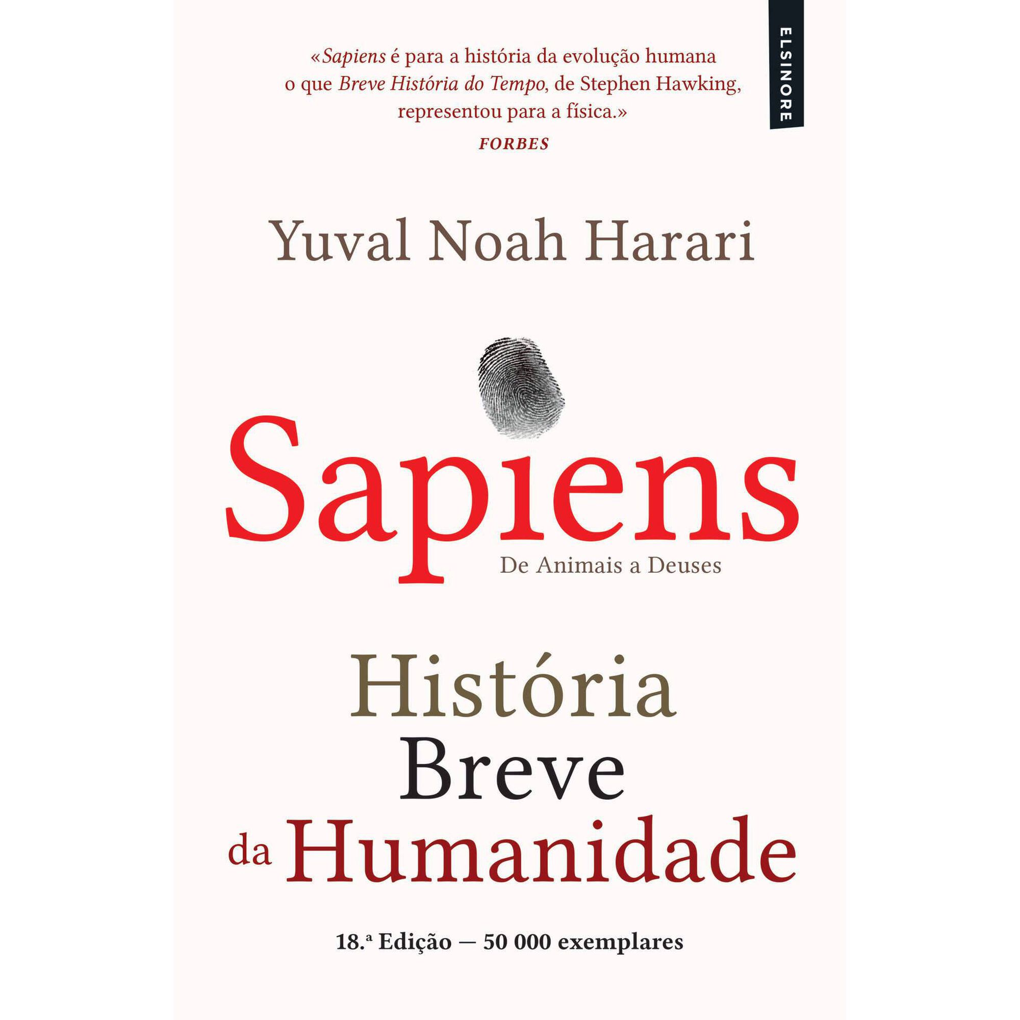 Sapiens - História Breve da Humanidade