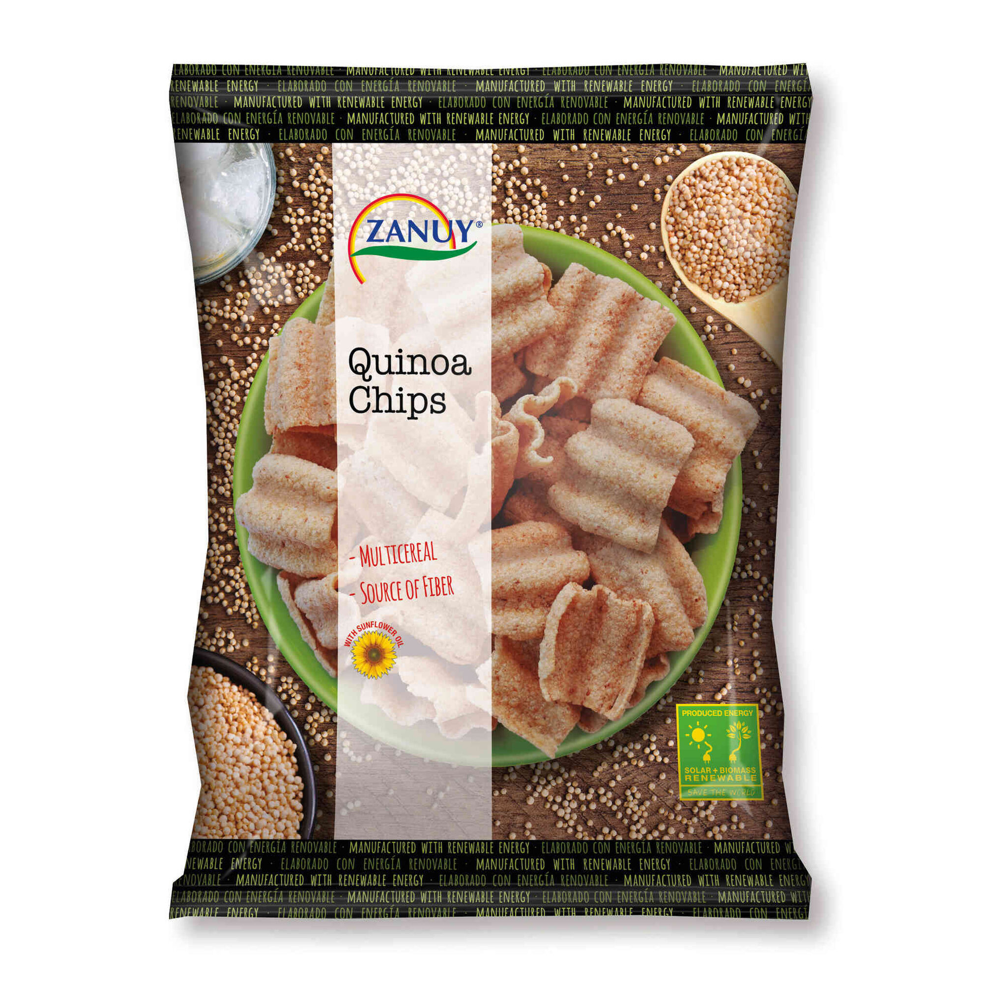 Snacks Quinoa Chips