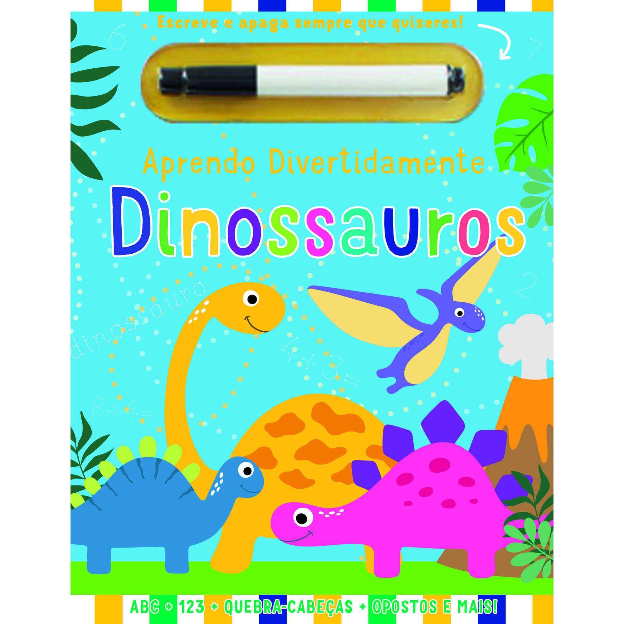 Aprendo Divertidamente - Dinossauros