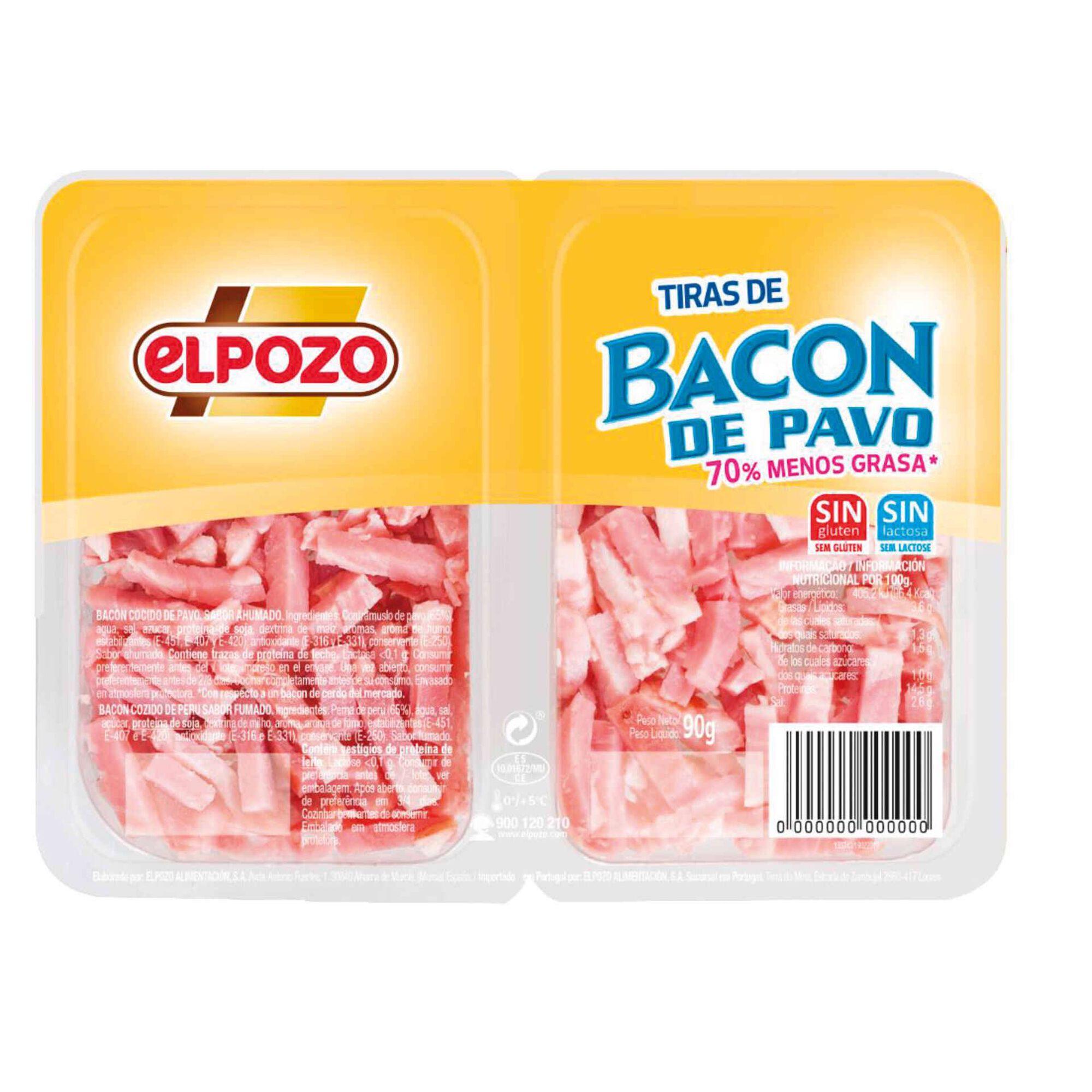 Bacon de Peru Tiras