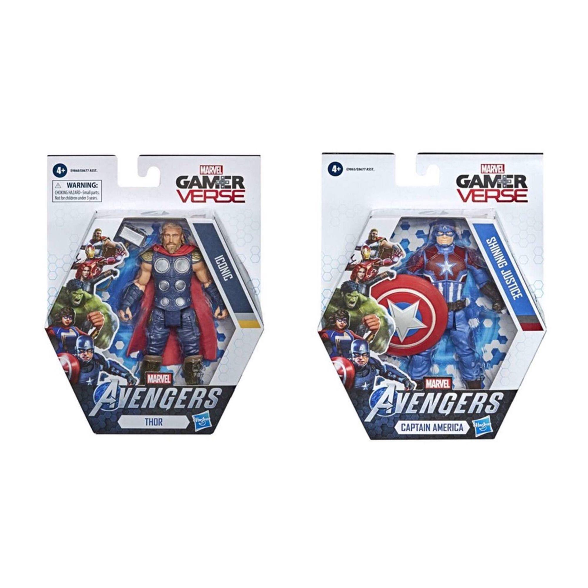Figura Avengers Videojogo (vários modelos)