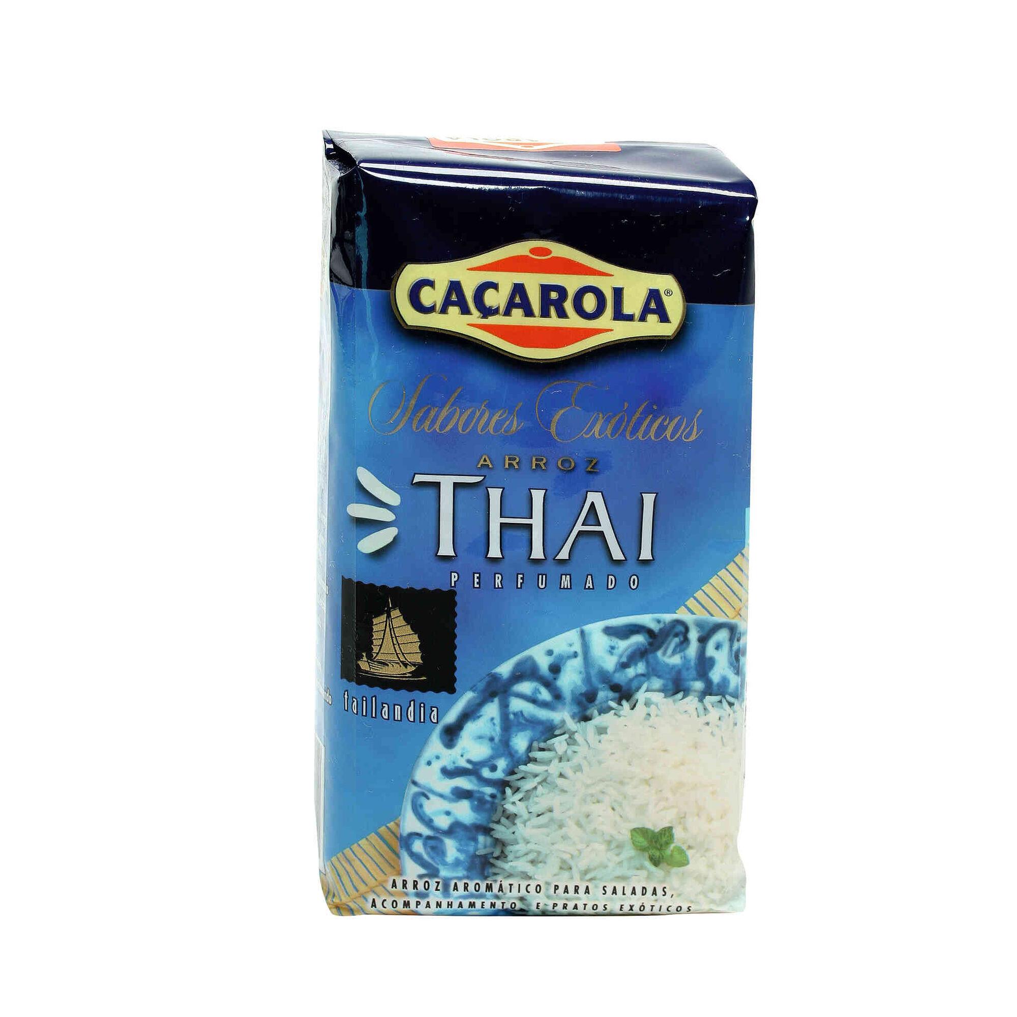 Arroz Thai Perfumado