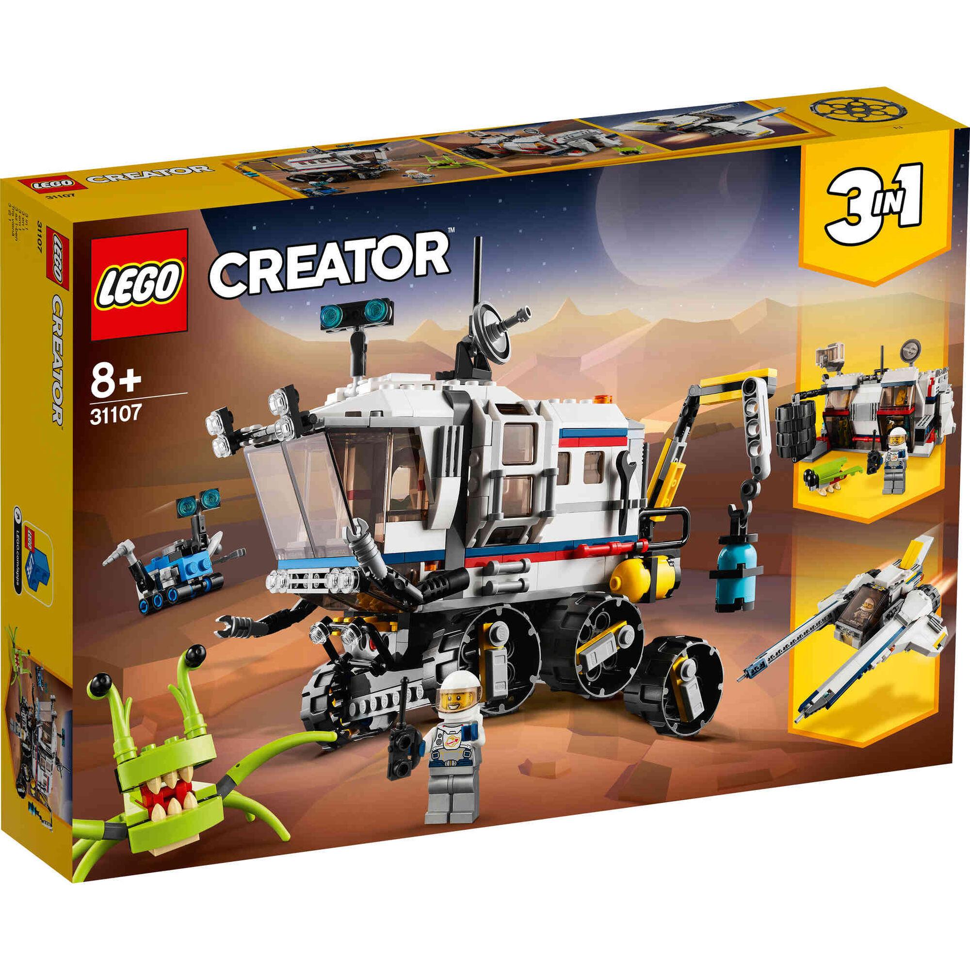 Carro de Exploração Lunar - 31107