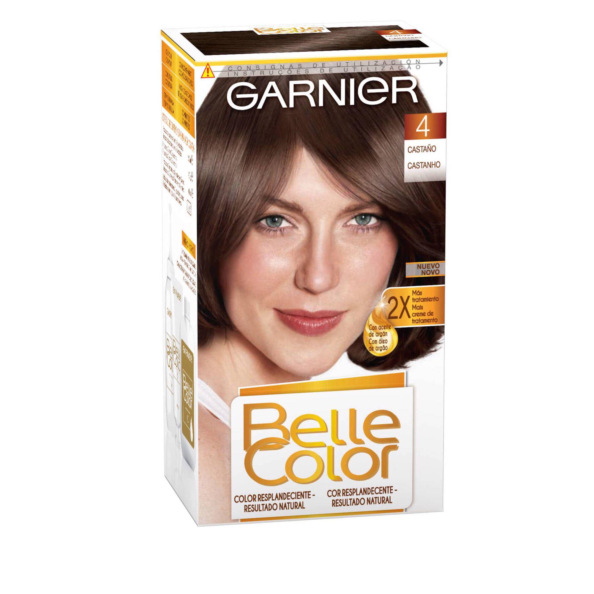 Coloração Permanente Belle Color Castanho 4.0