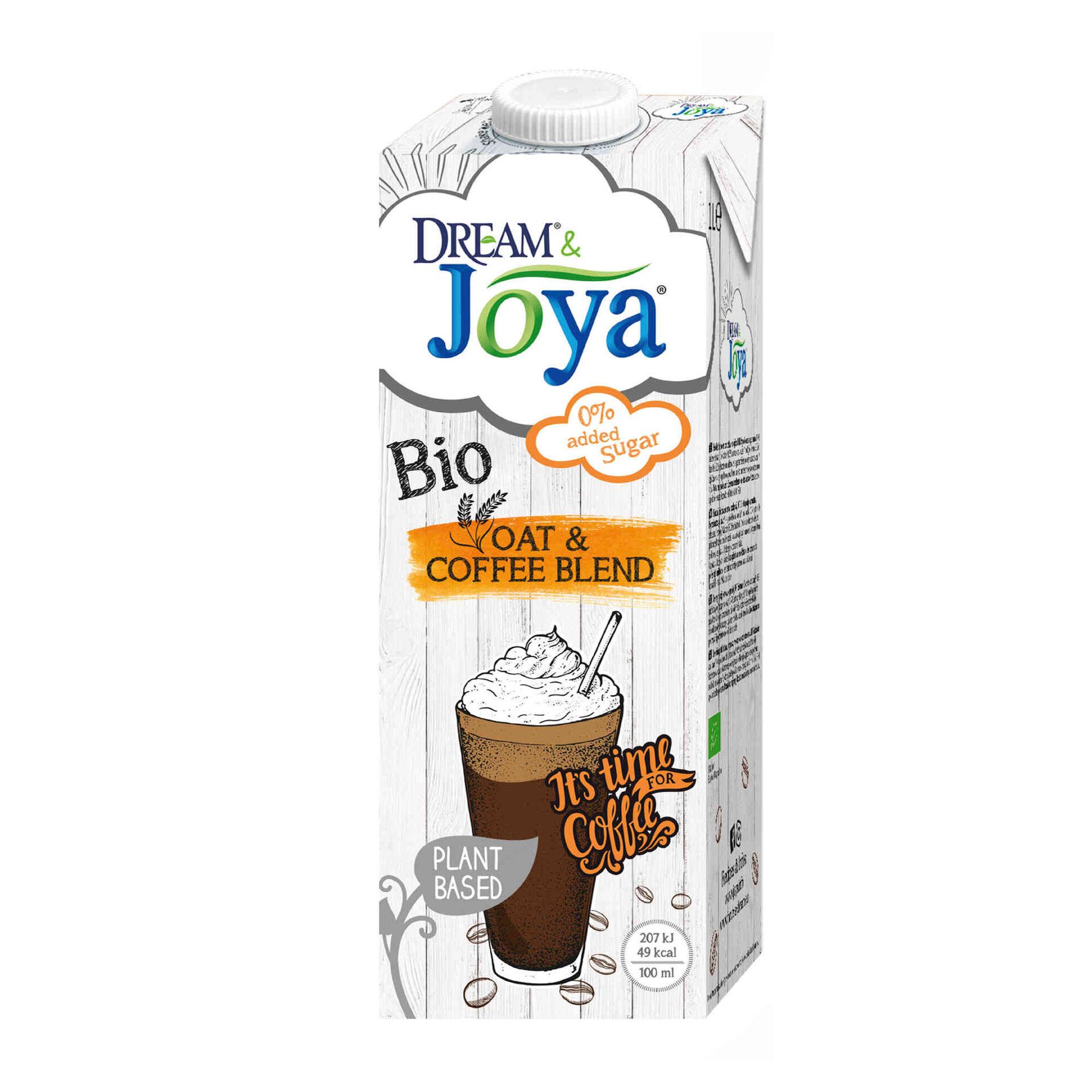 Bebida Vegetal de Aveia com Café sem Açúcar Biológica