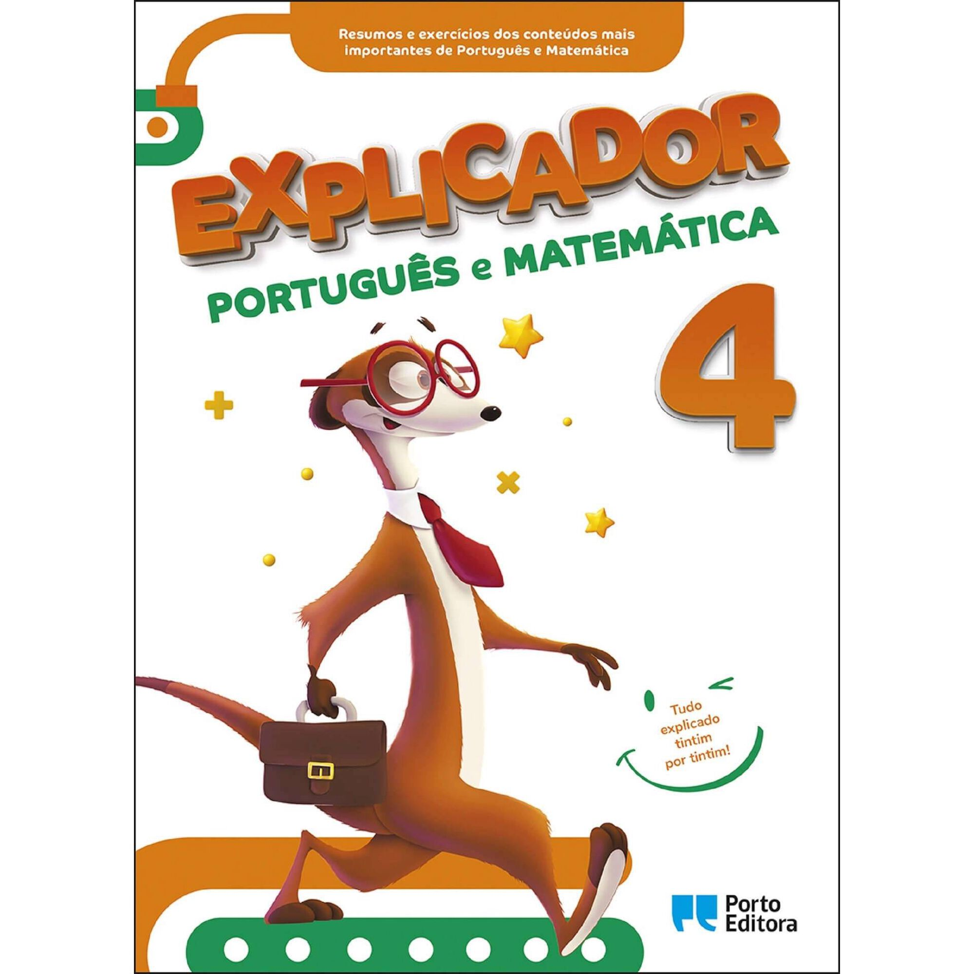 Explicador - Português e Matemática - 4º Ano