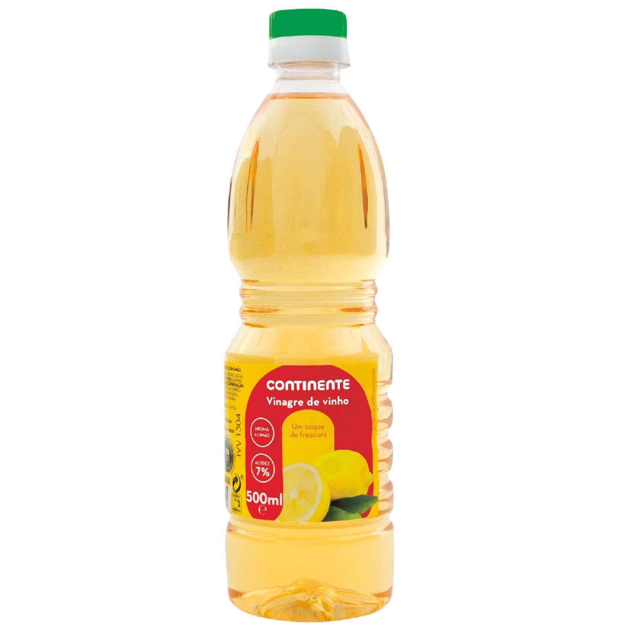 Vinagre com Aroma Limão