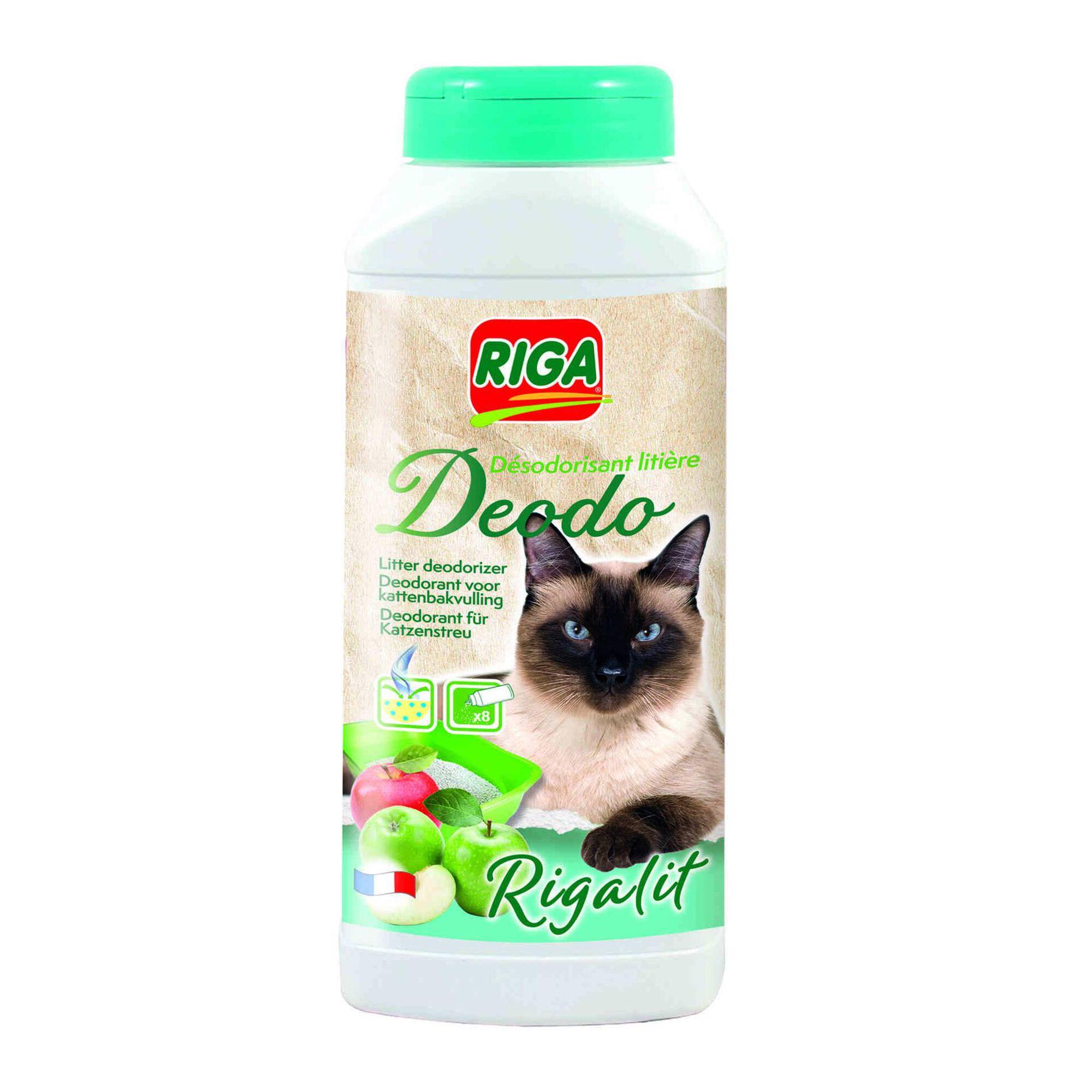 Desodorizante para Absorvente de Gato Maçã