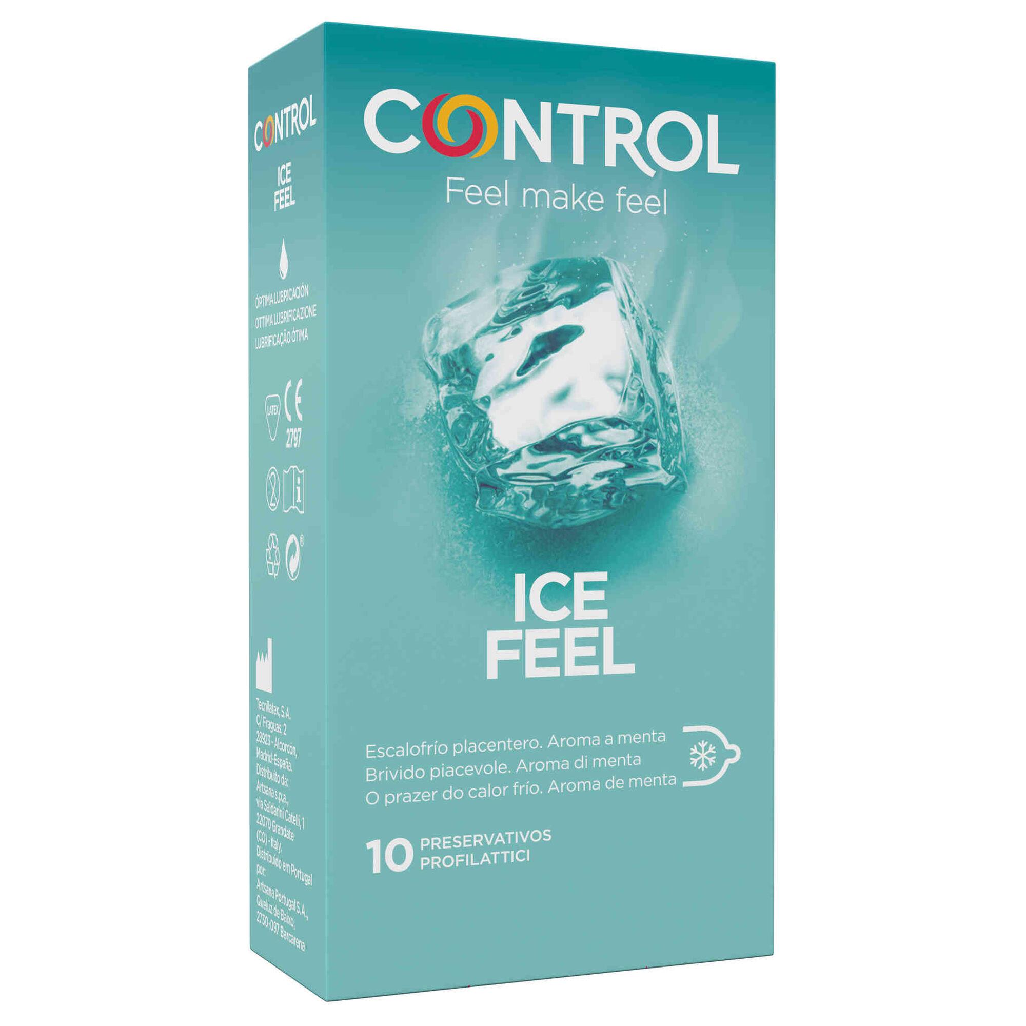 Preservativos Ice Feel