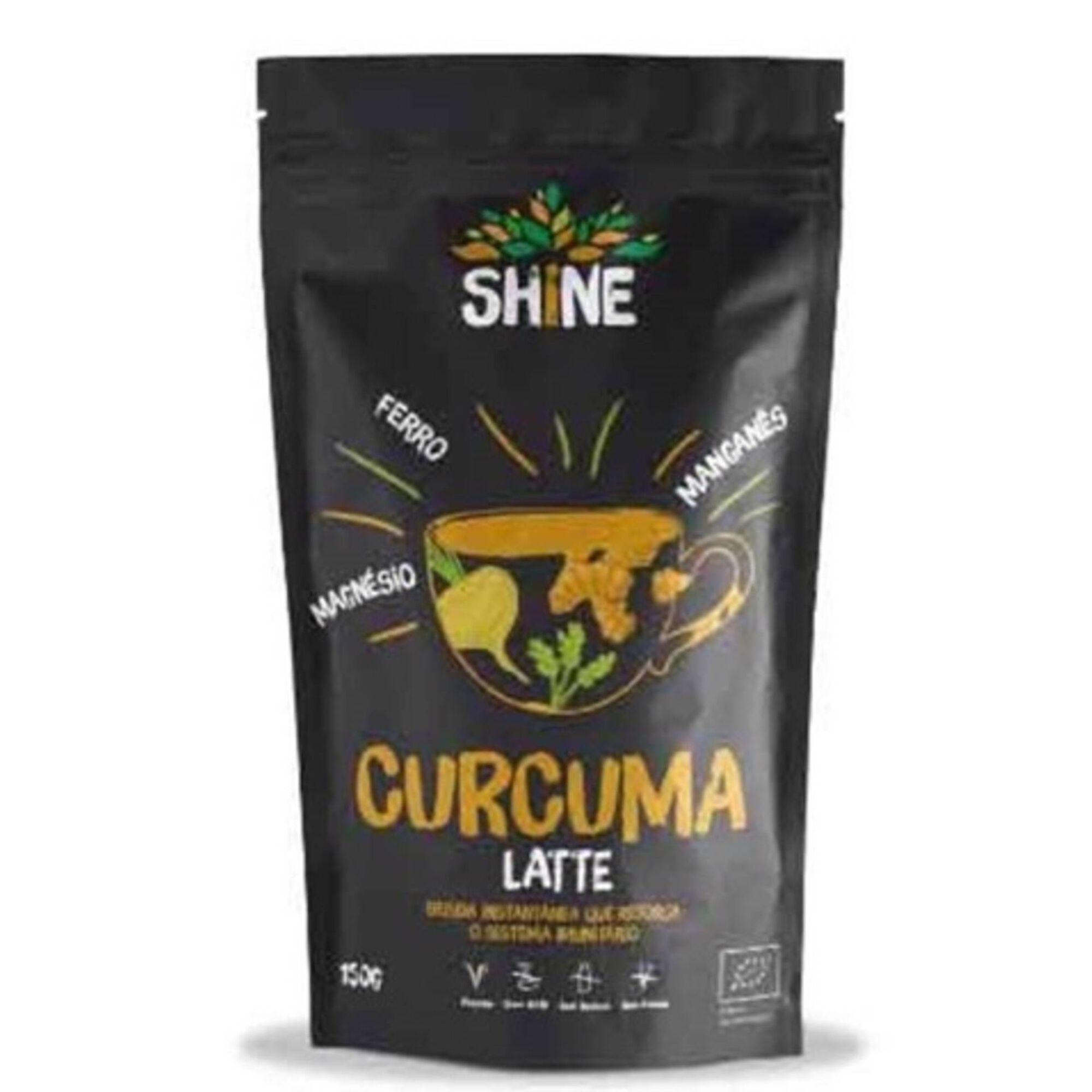 Curcuma Latte Biológica