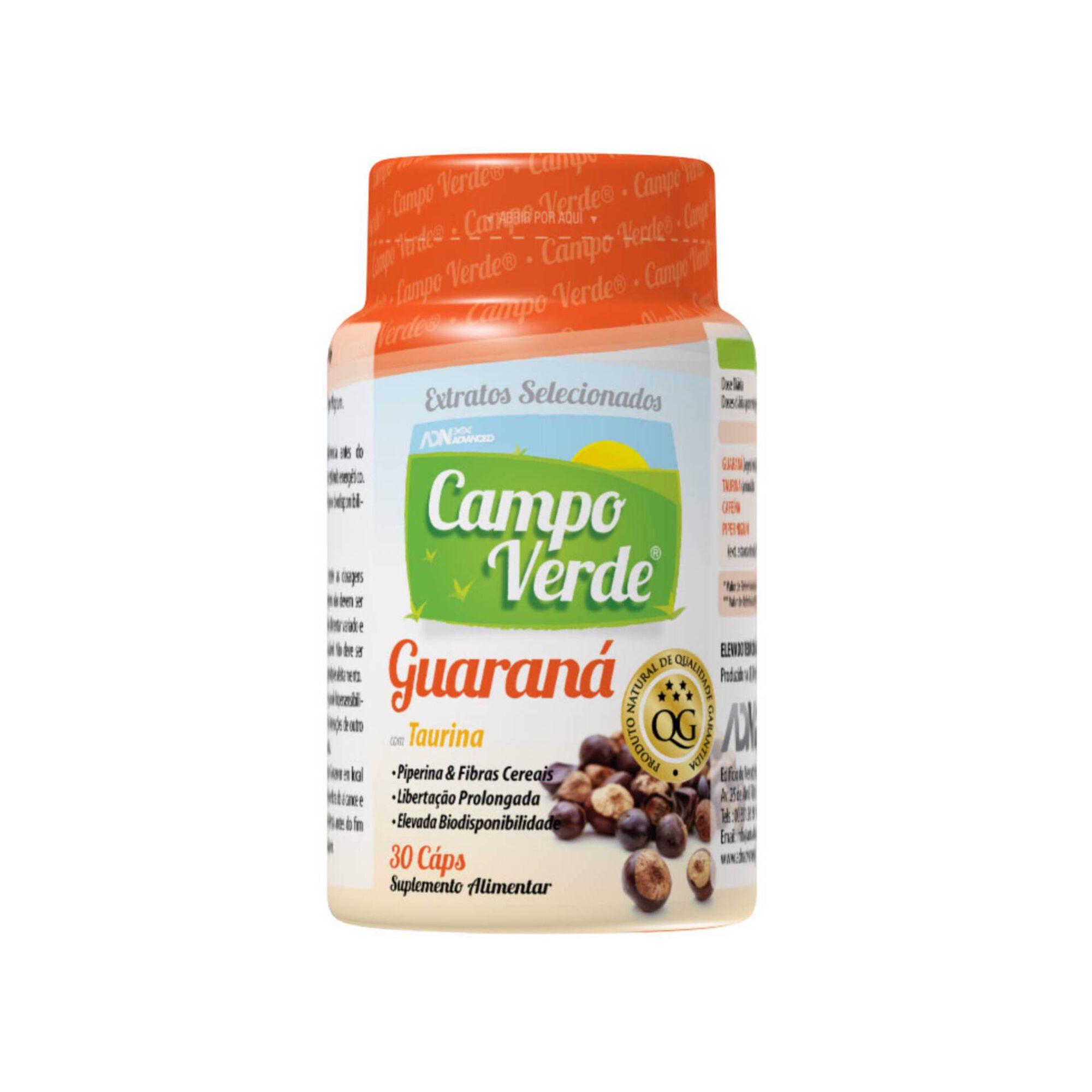 Guaraná Cápsulas