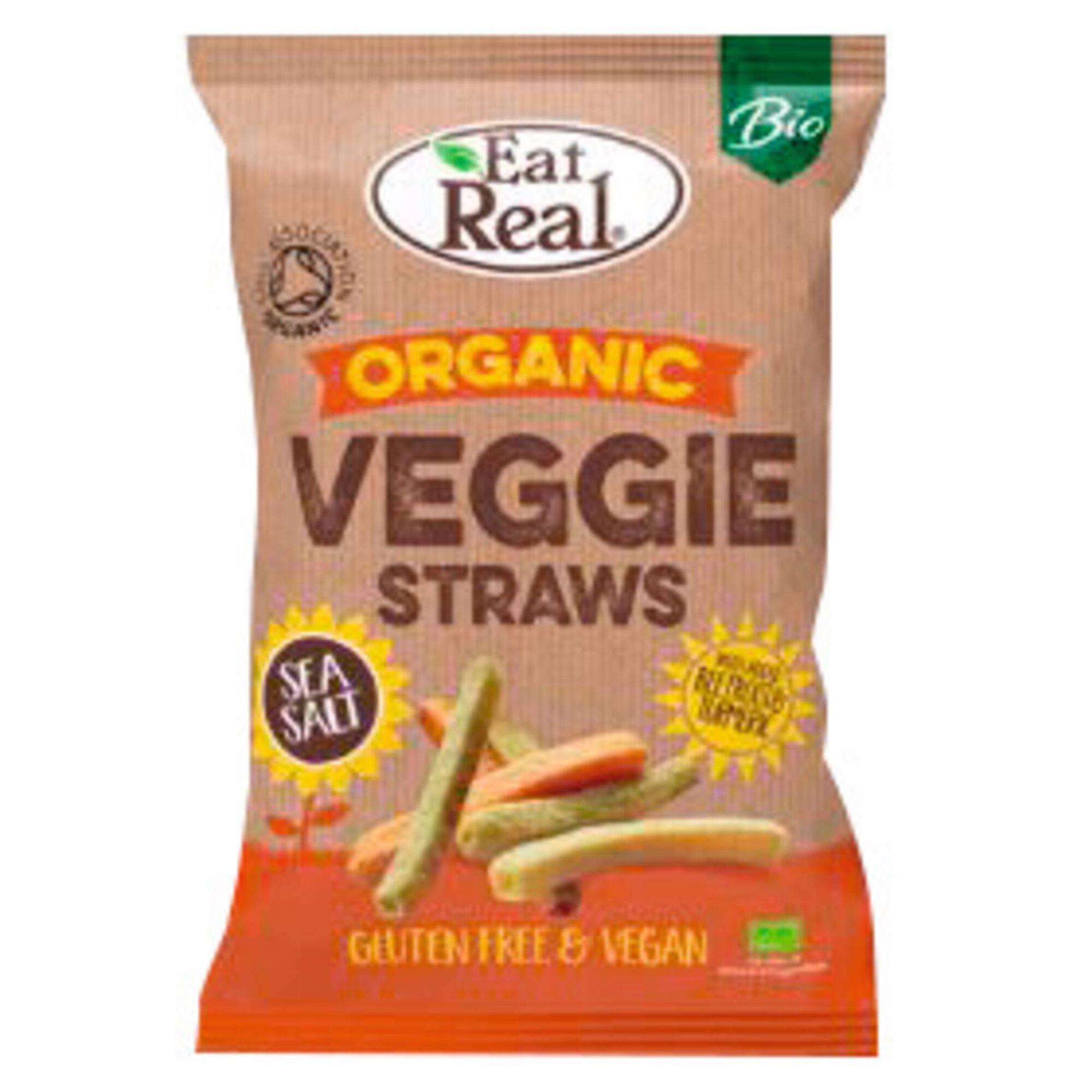 Palitos Veggies sem Glúten Biológico