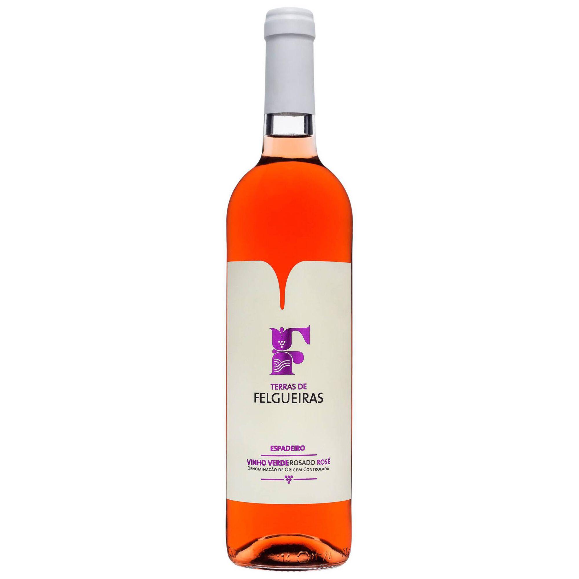 Terras Felgueiras Espadeiro DOC Vinho Verde Rosé