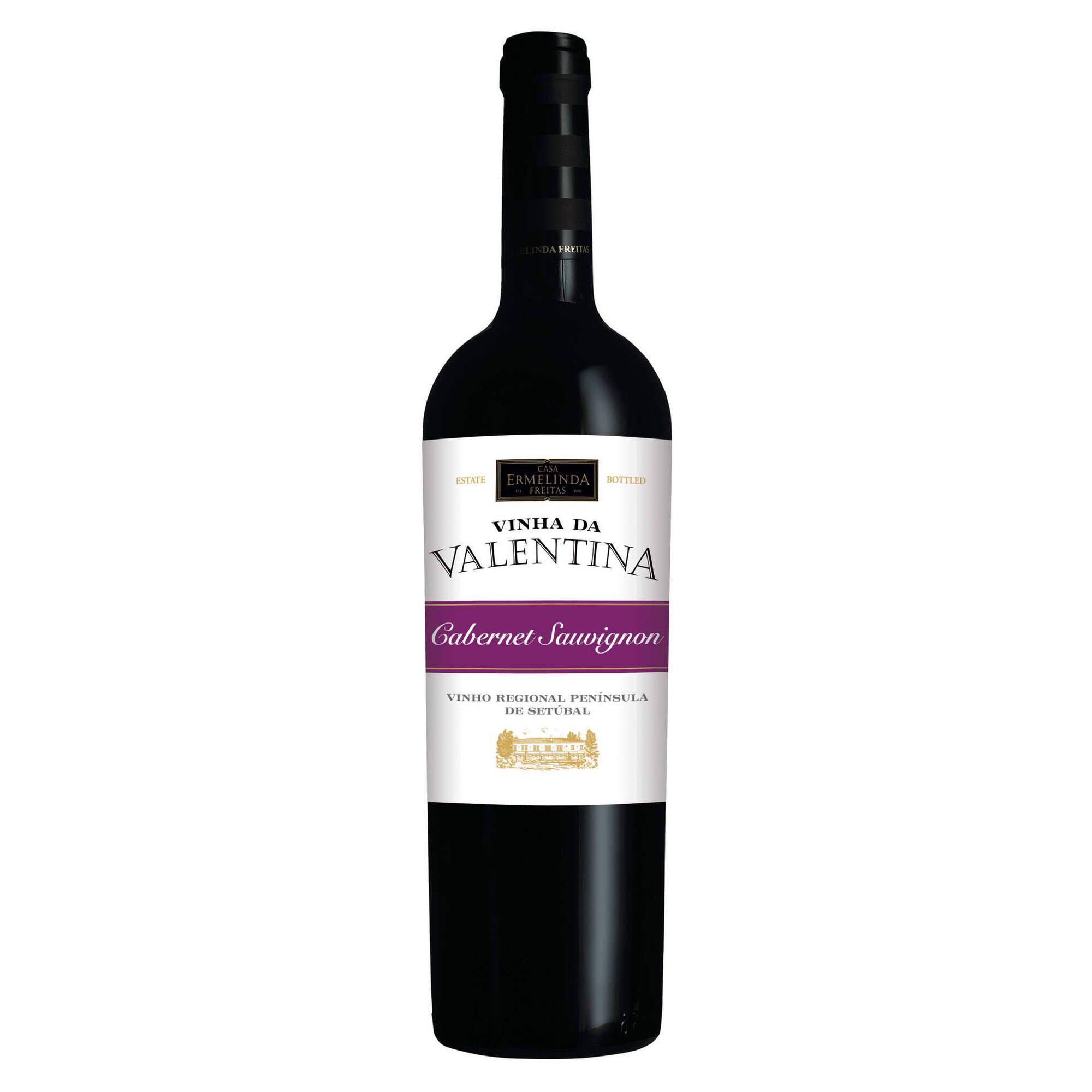 Vinha da Valentina Cabernet Sauvignon Regional Península de Setúbal Vinho Tinto