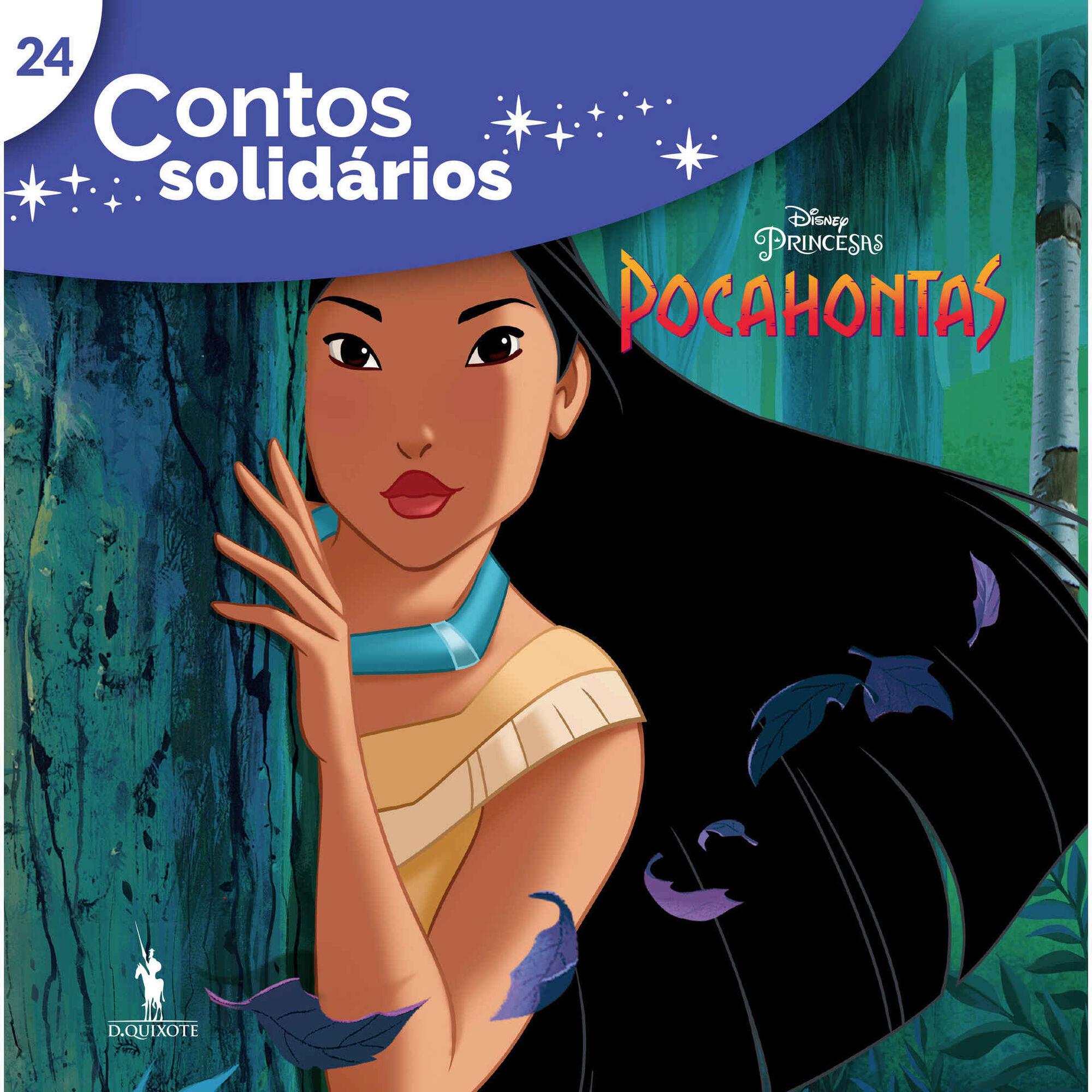 Contos Solidários 24 - Pocahontas
