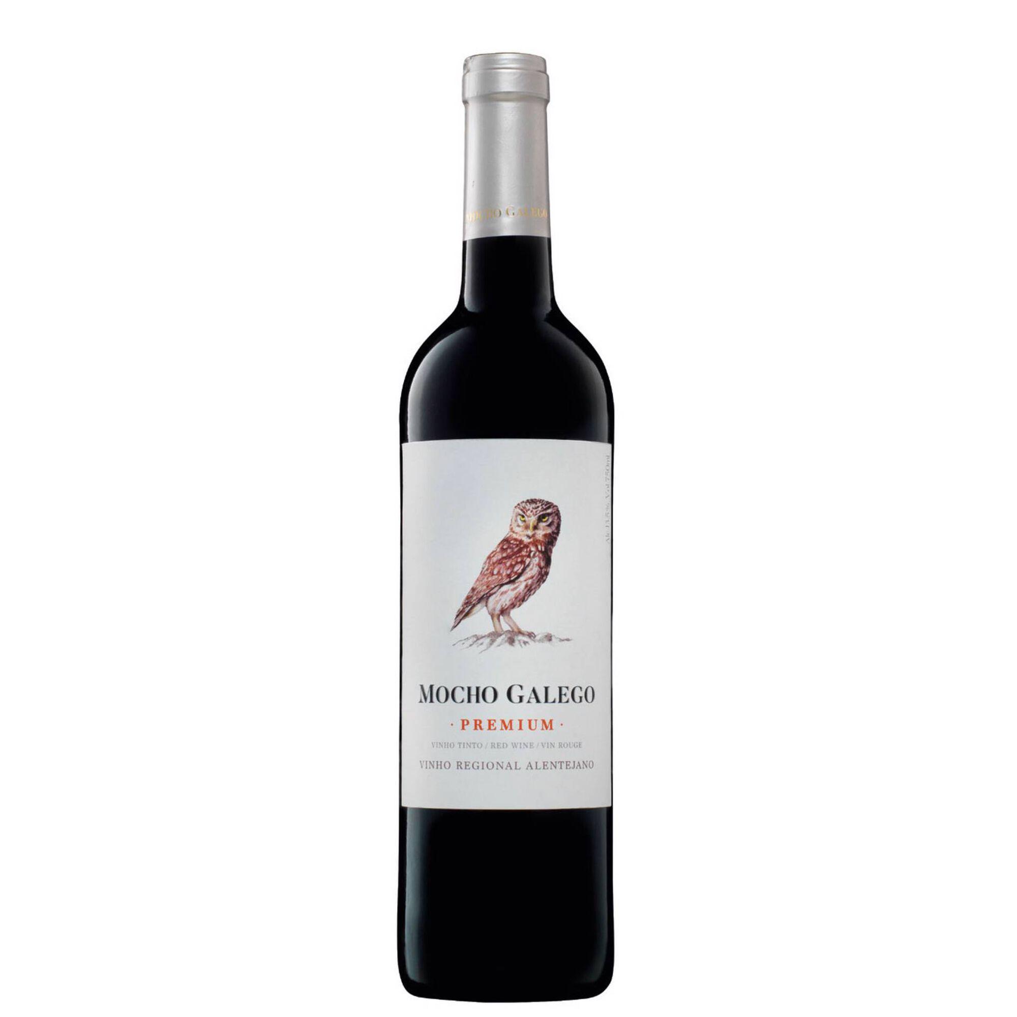 Mocho Galego Regional Alentejano Vinho Tinto