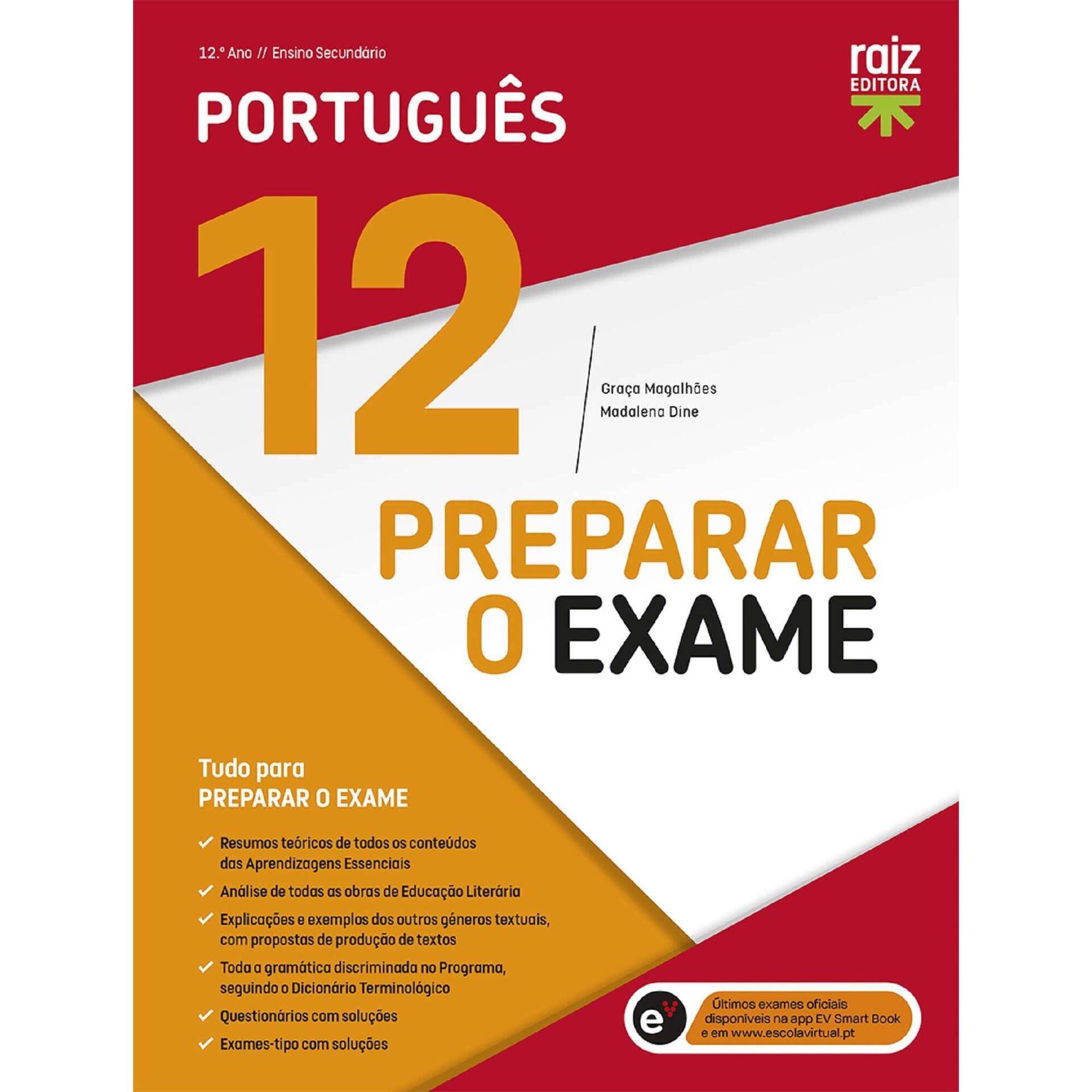 Preparar o Exame - Português - 12º Ano