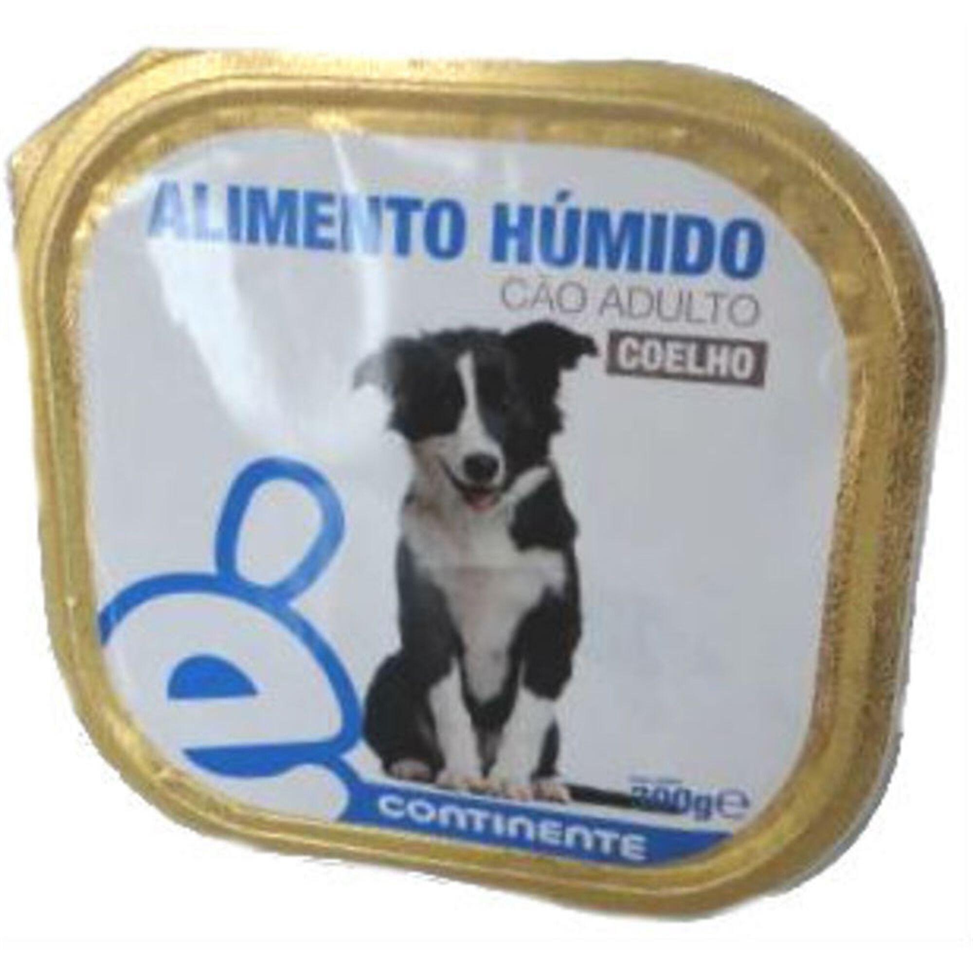 Comida Húmida Cão Adulto Coelho