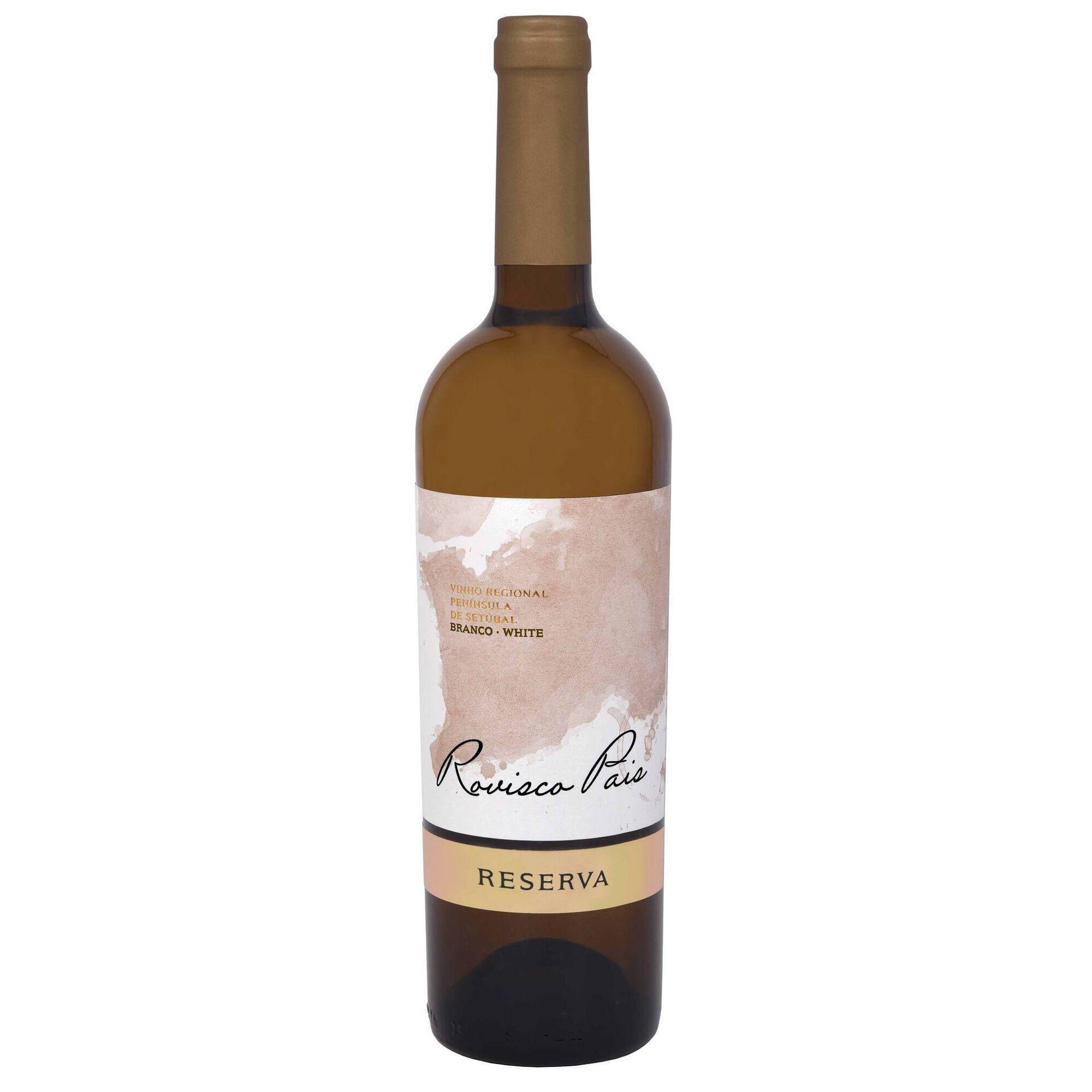 Rovisco Pais Reserva Regional Península de Setúbal Vinho Branco