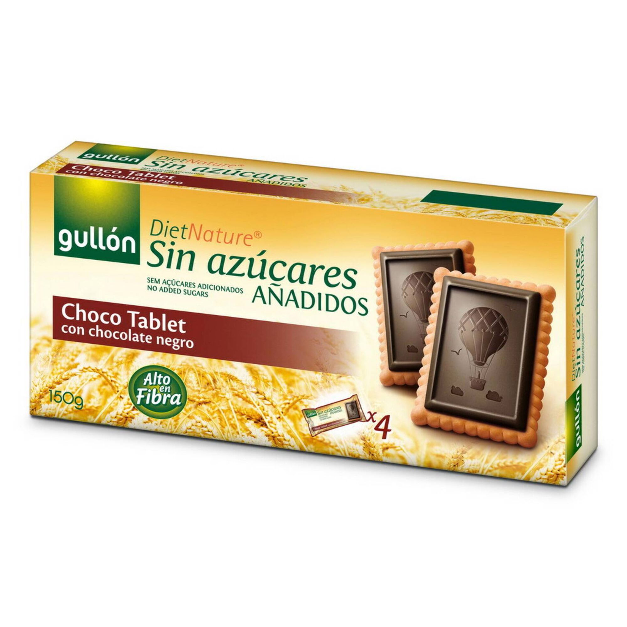 Bolachas Choco Tablet Diet Nature