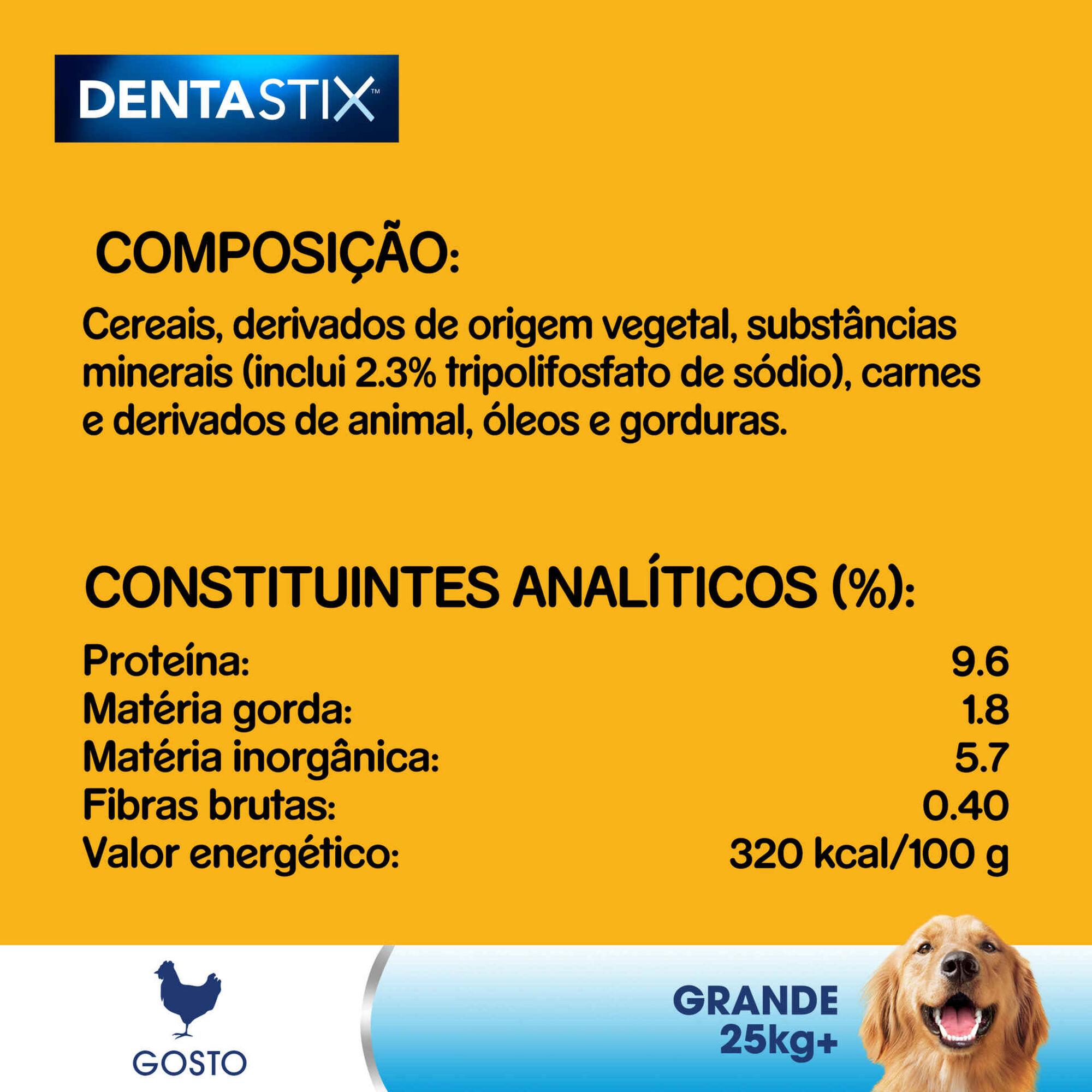 Snack para Cão Adulto Maxi Dentastix