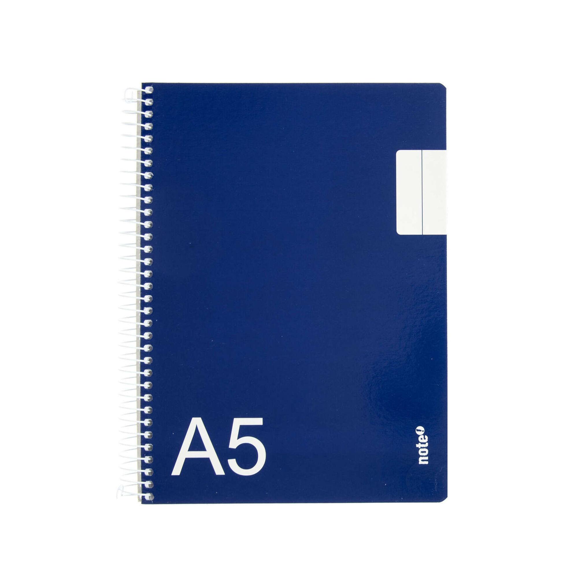 Caderno Espiral A5 Liso