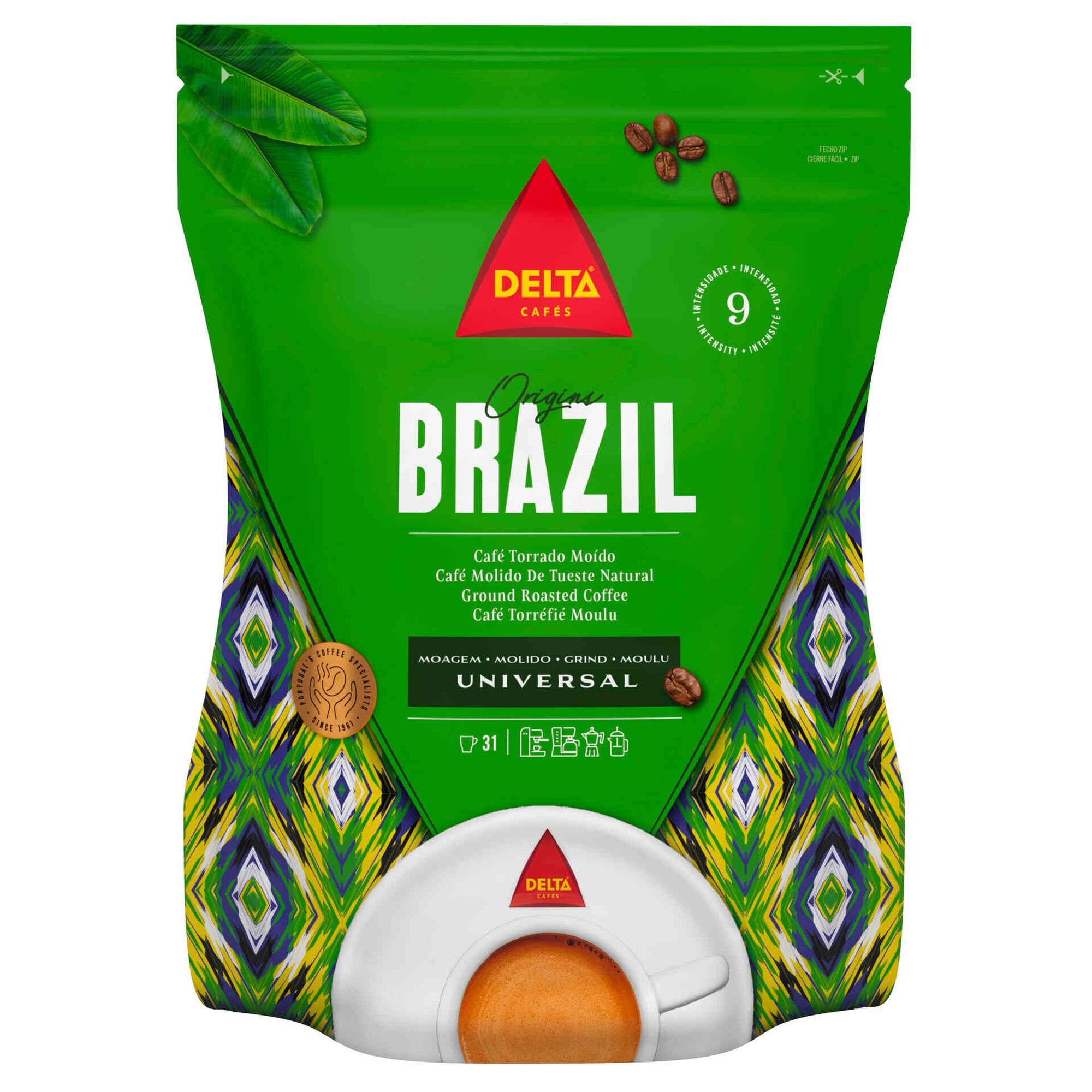 Café Moído Universal Brasil