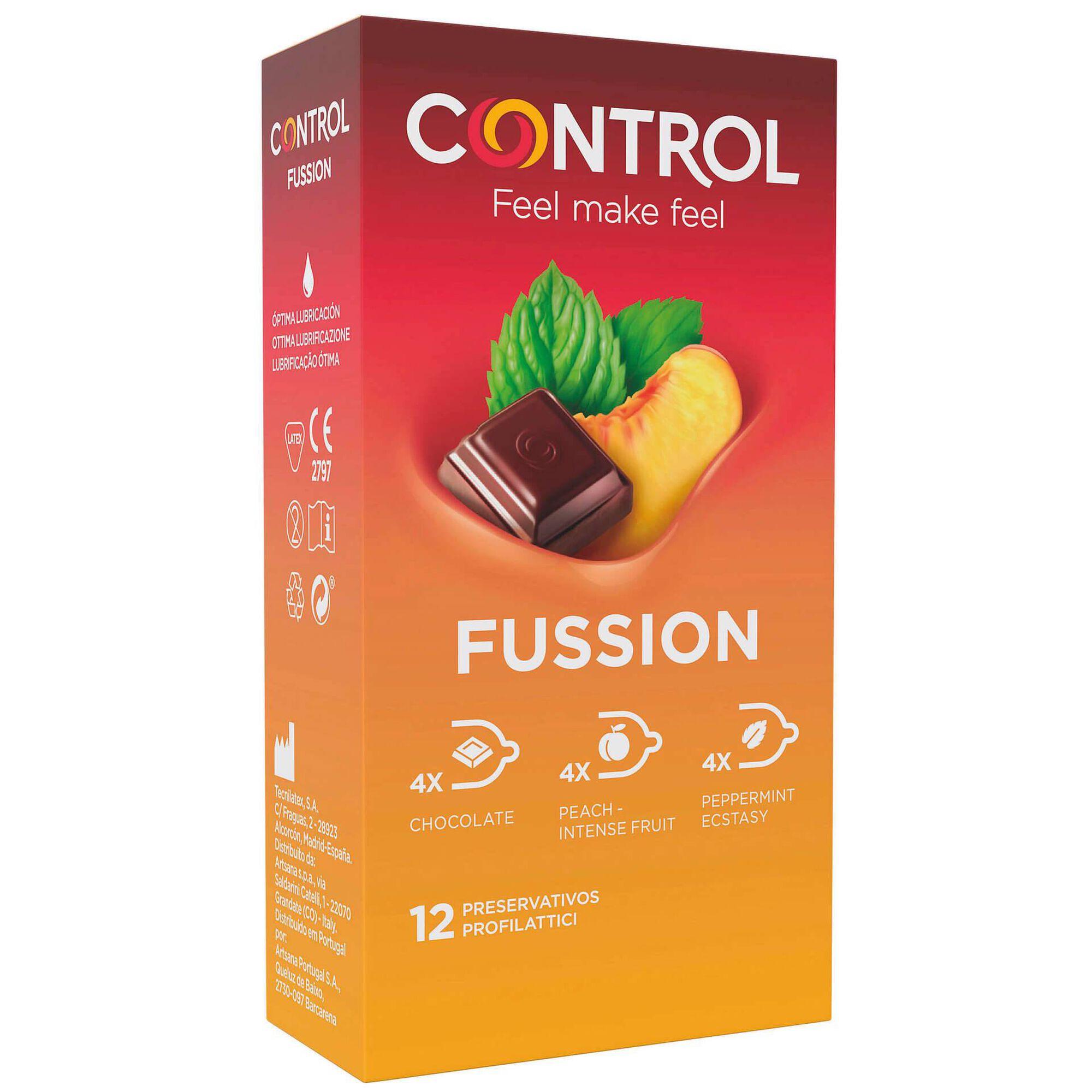 Preservativos Fussion