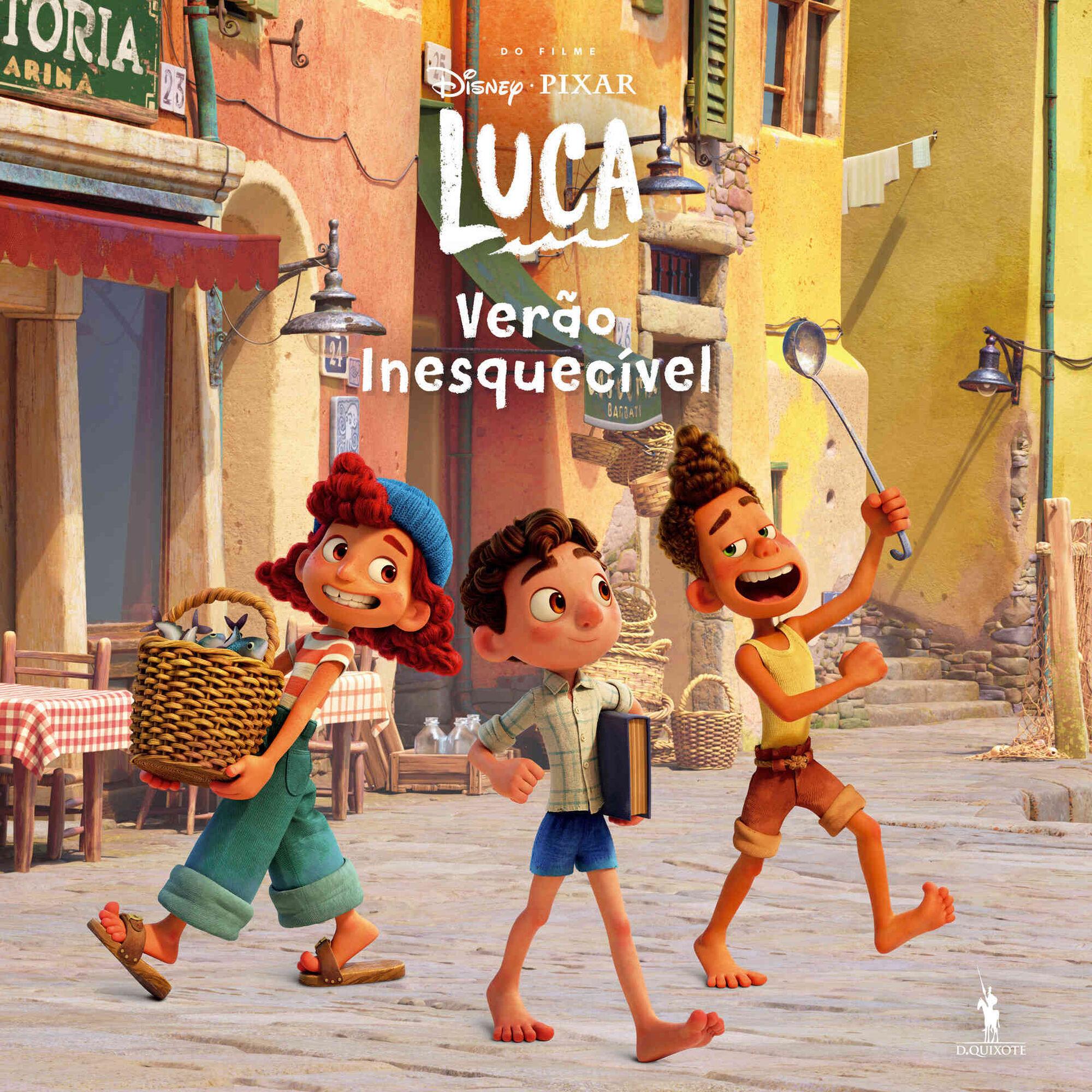 Luca - Verão Inesquecível