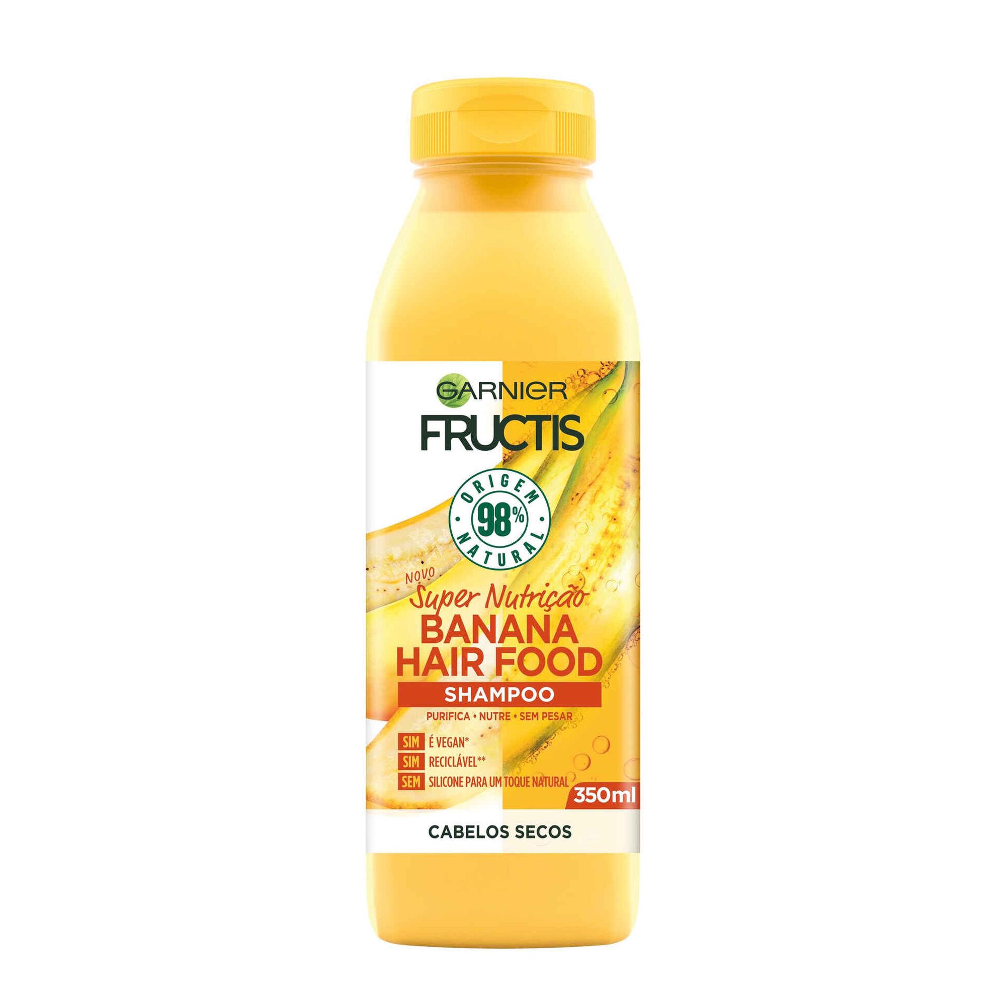 Champô Fructis Hair Food Banana