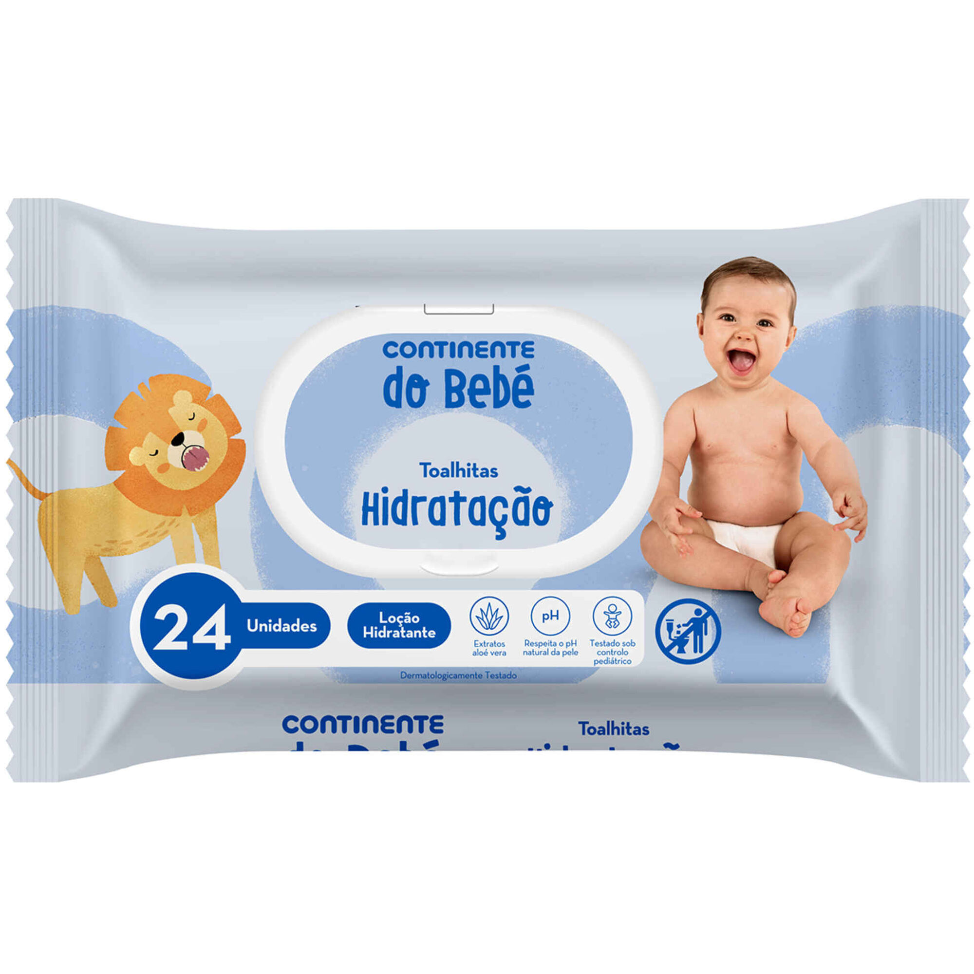 Toalhitas Bebé Hidratação