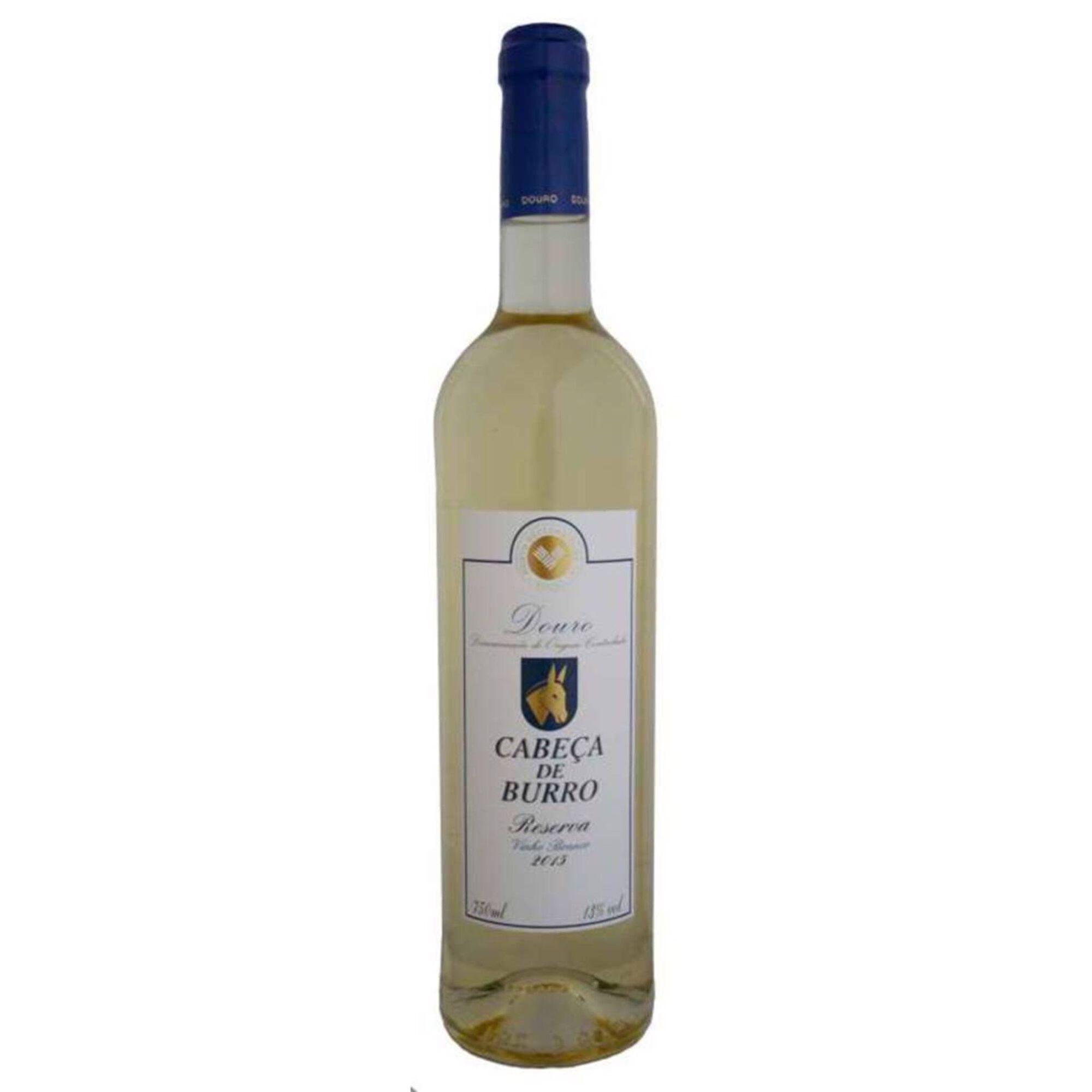 Cabeça de Burro Reserva DOC Douro Vinho Branco