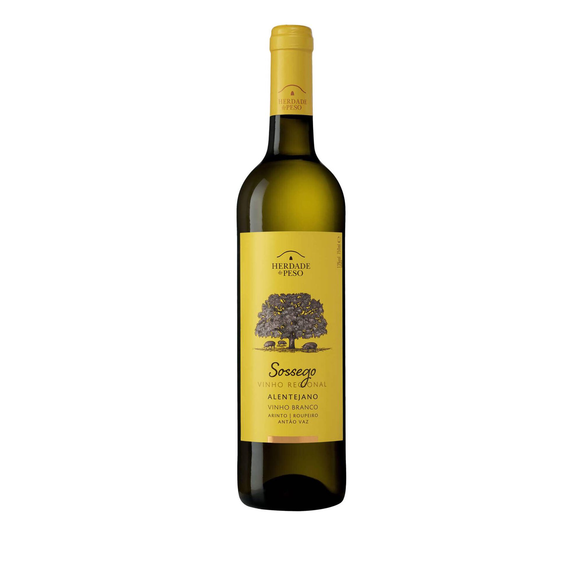 Sossego Regional Alentejano Vinho Branco