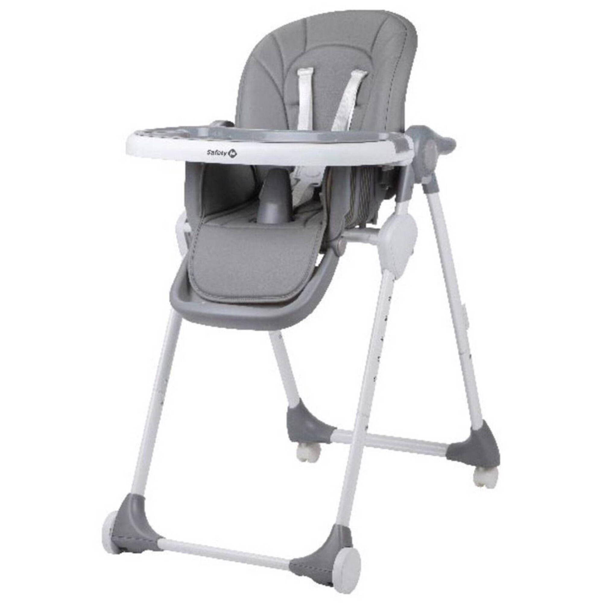 Cadeira de Refeição Cinza Looky