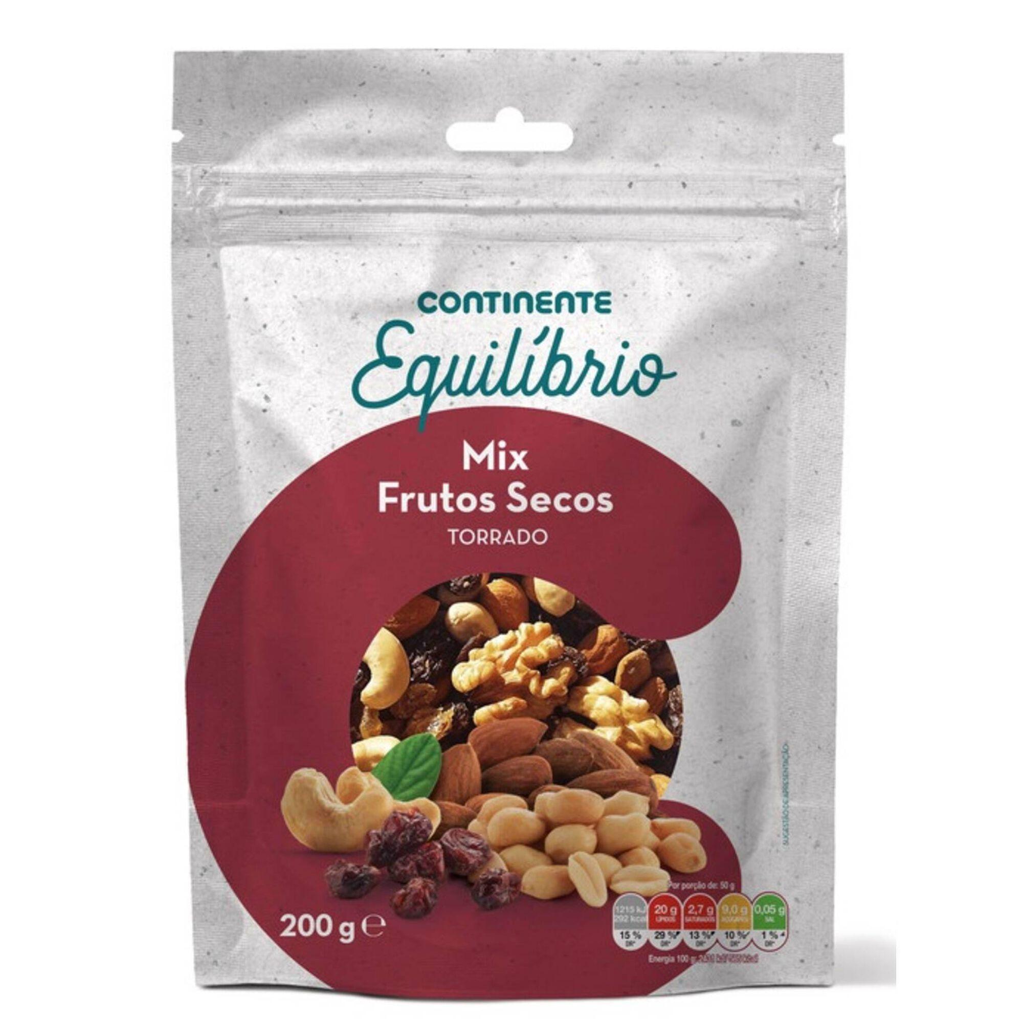 Snack Mix Frutos Secos Torrados