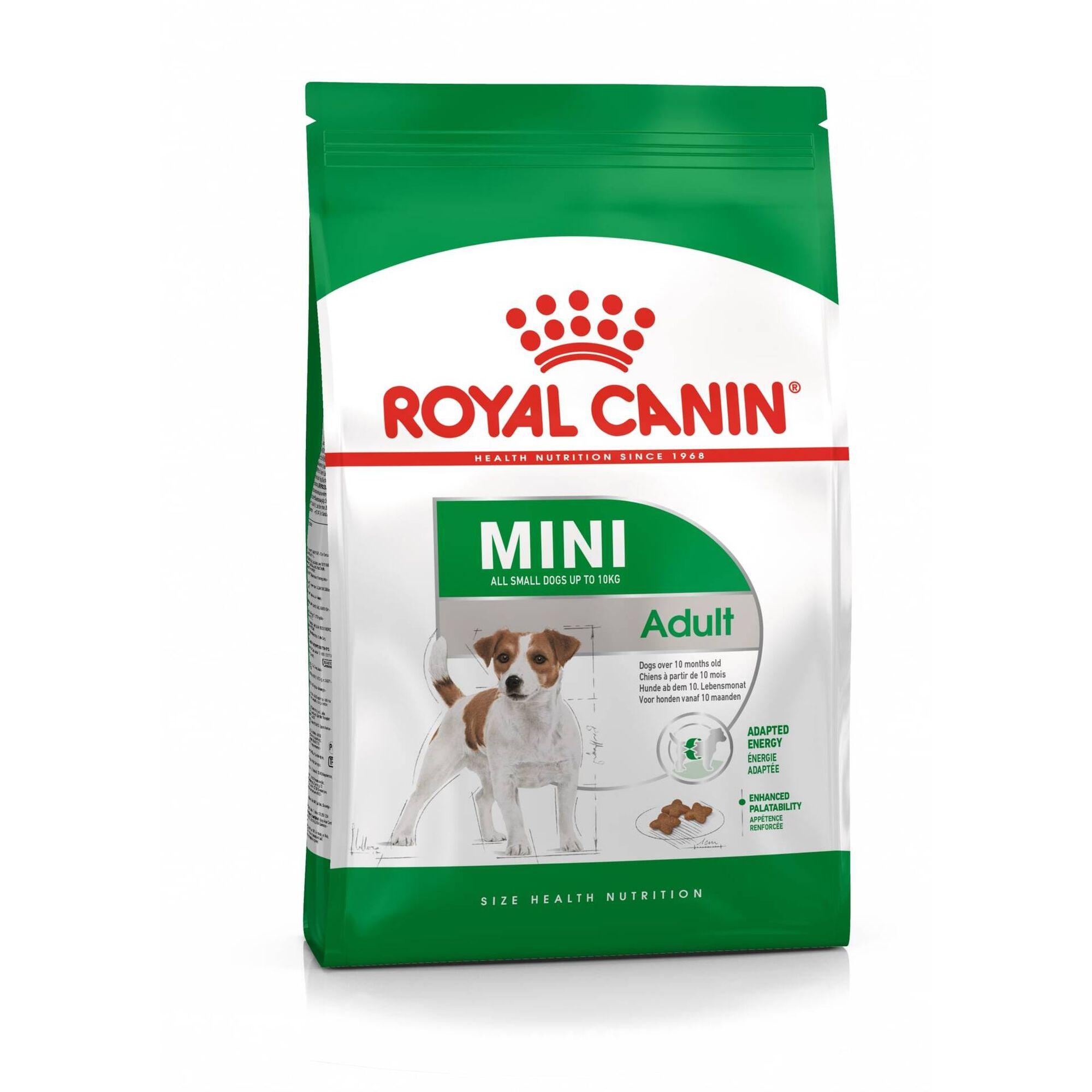 Ração para Cão Adulto Mini