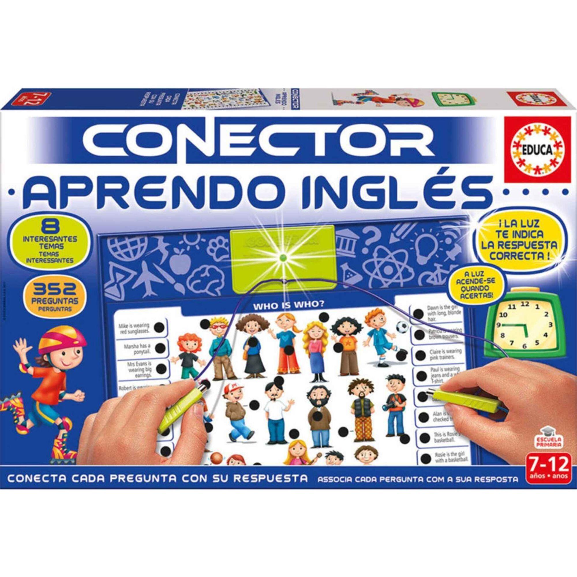 Conector Aprendo Inglês