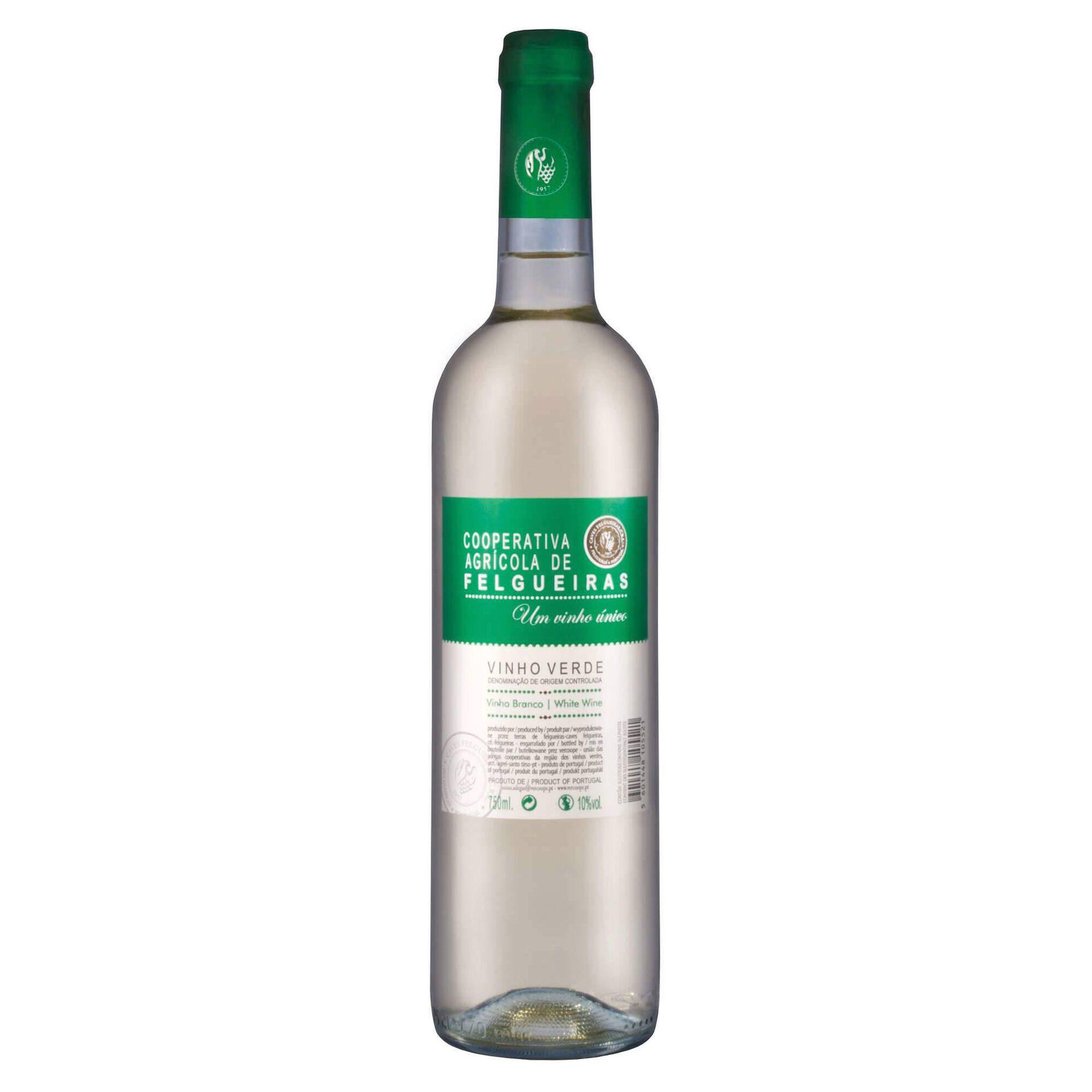 Cooperativa Agrícola Felgueiras DOC Vinho Verde Branco