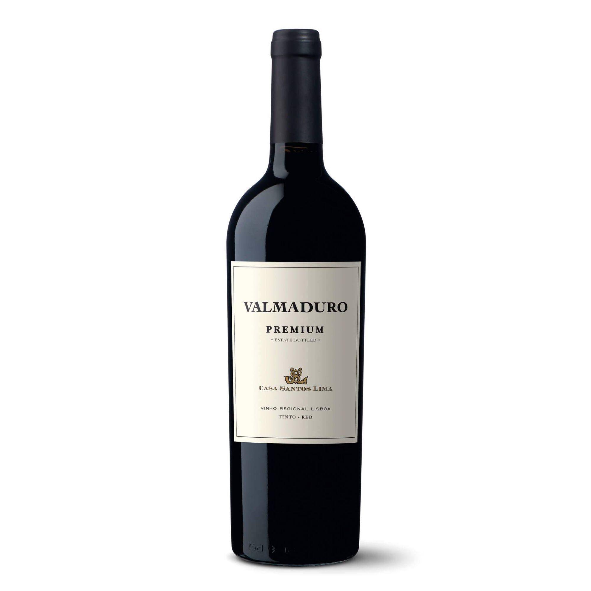 Valmaduro Premium Regional Lisboa Vinho Tinto
