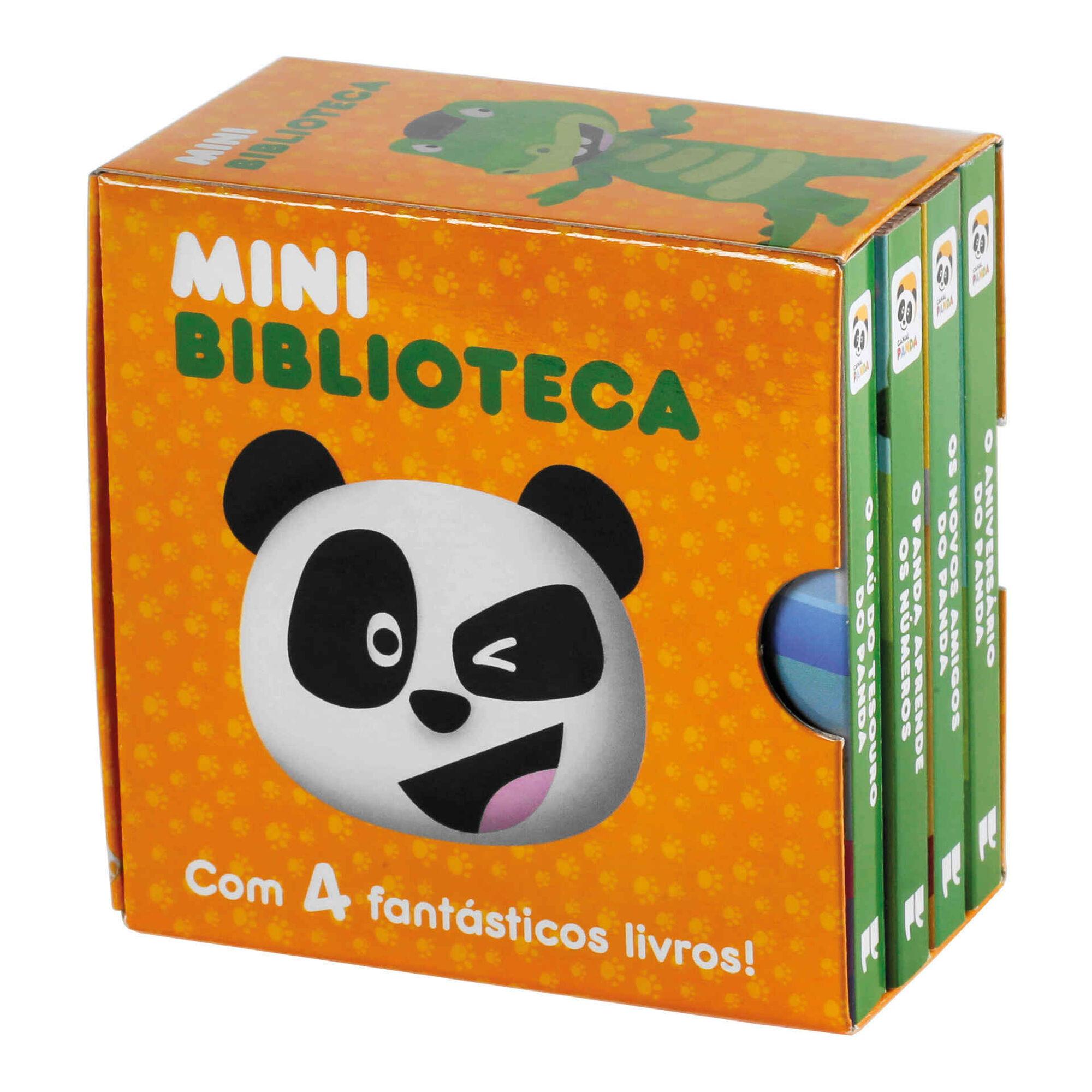 Panda - Mini Biblioteca
