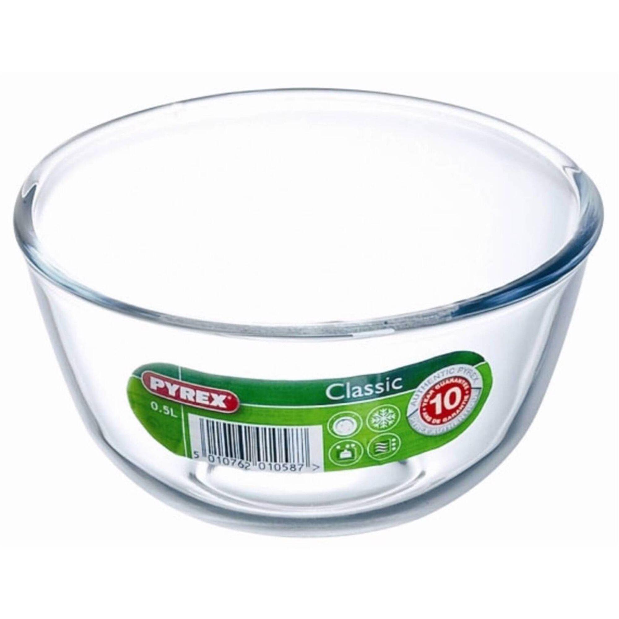 Saladeira Vidro 0,5L