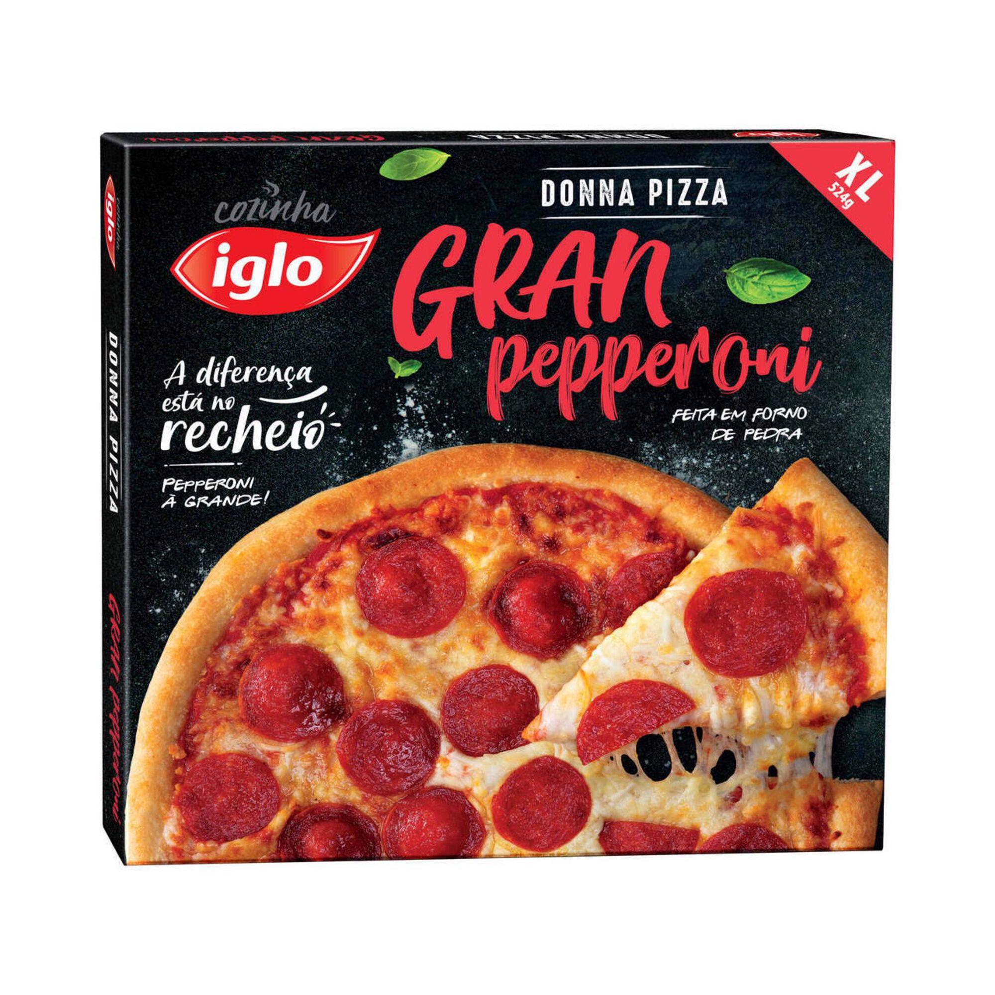 Pizza Gran Pepperoni