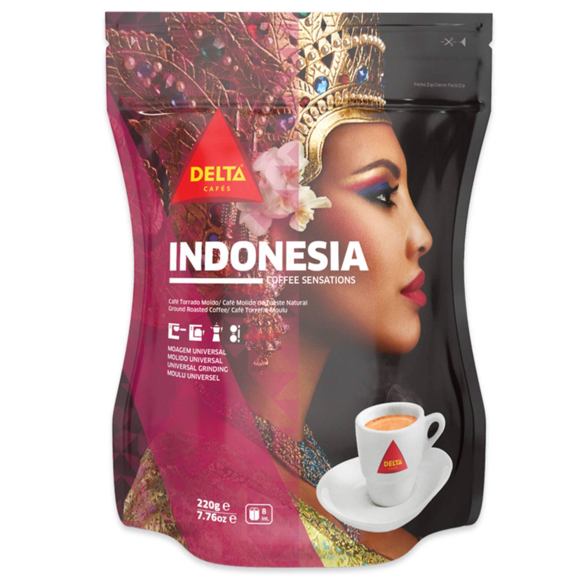 Café Moído Universal Indonésia