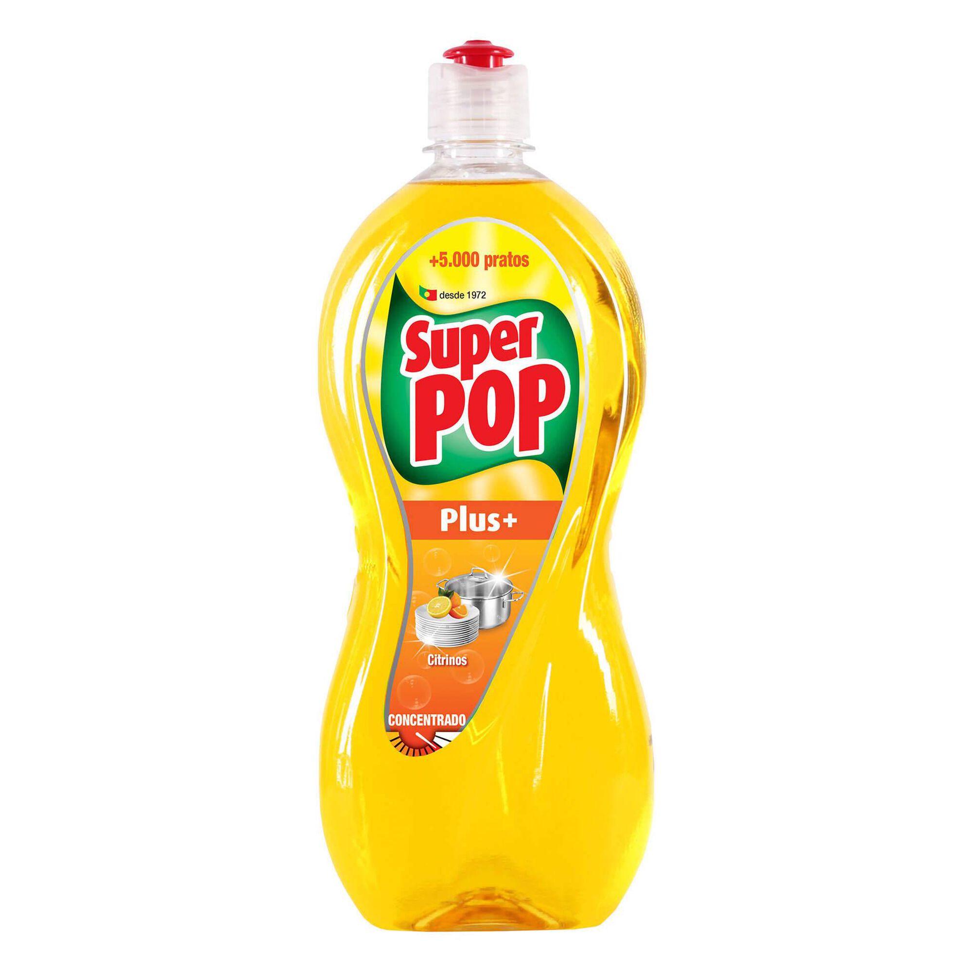 Detergente Manual Loiça Plus+ Citrinos