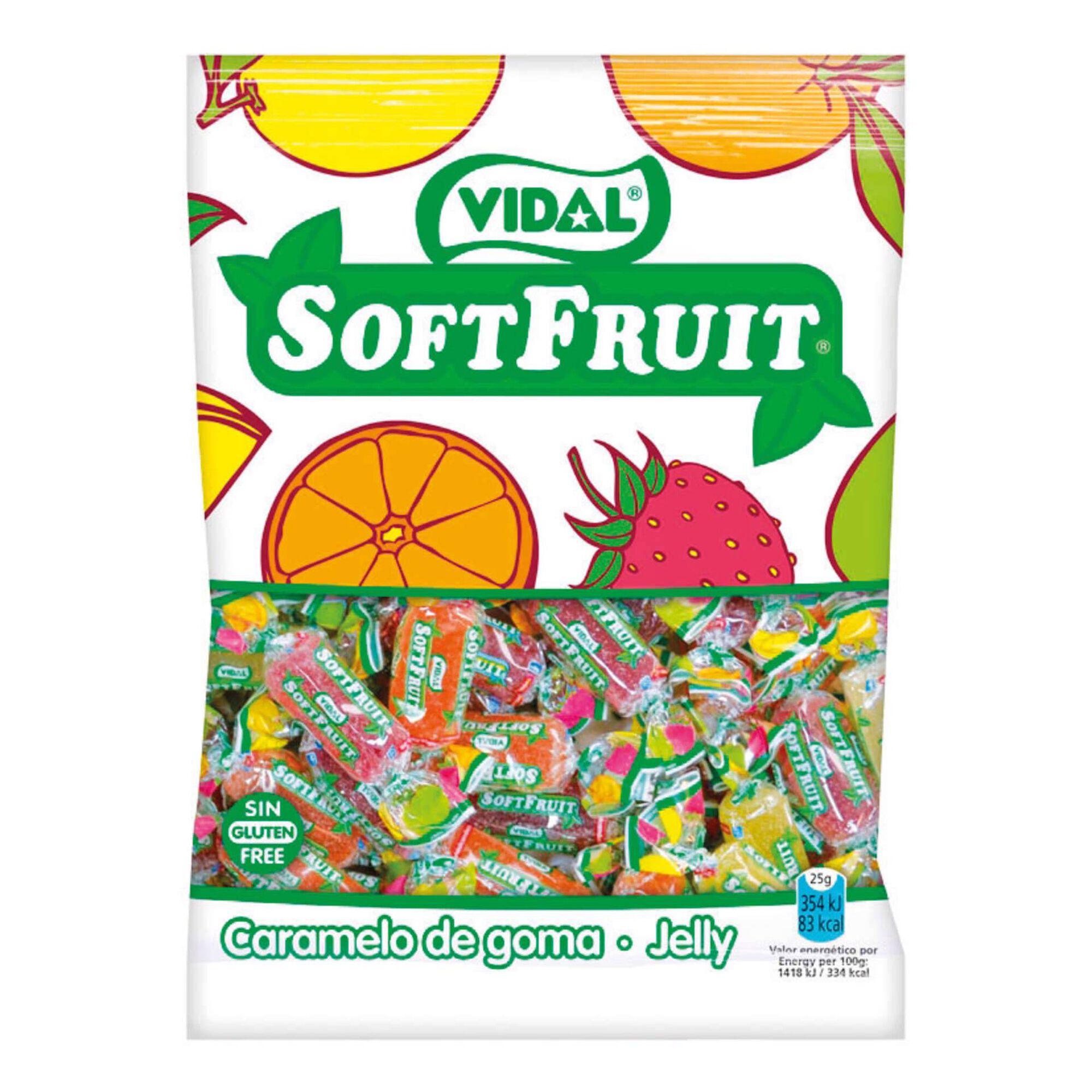 Gomas Soft Fruit