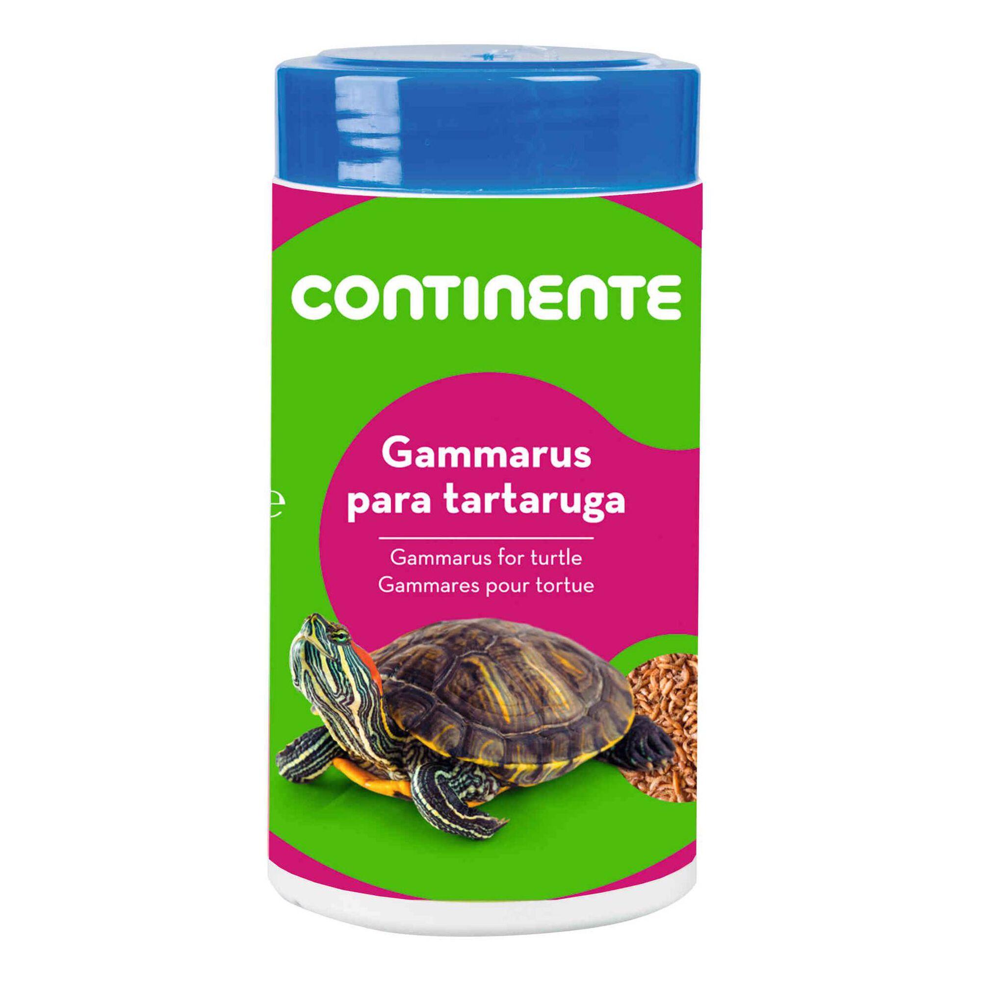 Comida para Tartatuga Gammarus