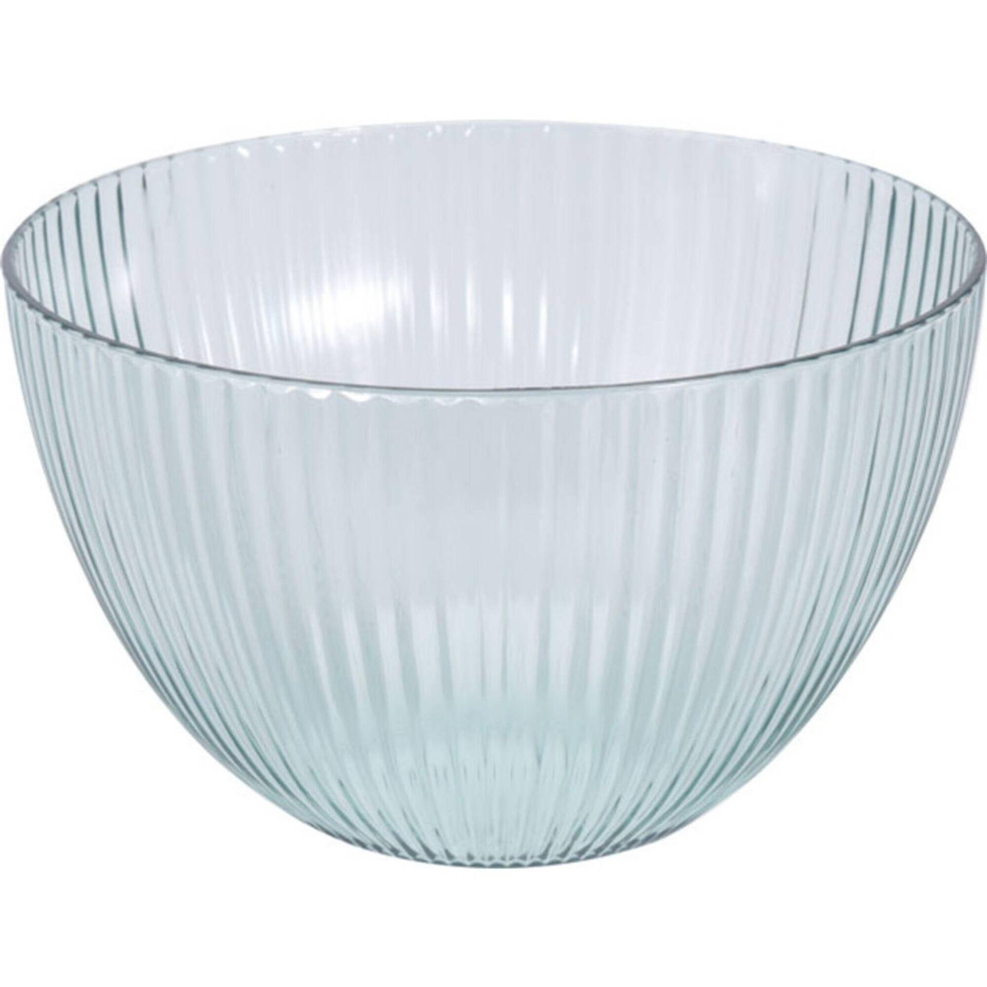 Taça Plástico 14cm Stripe