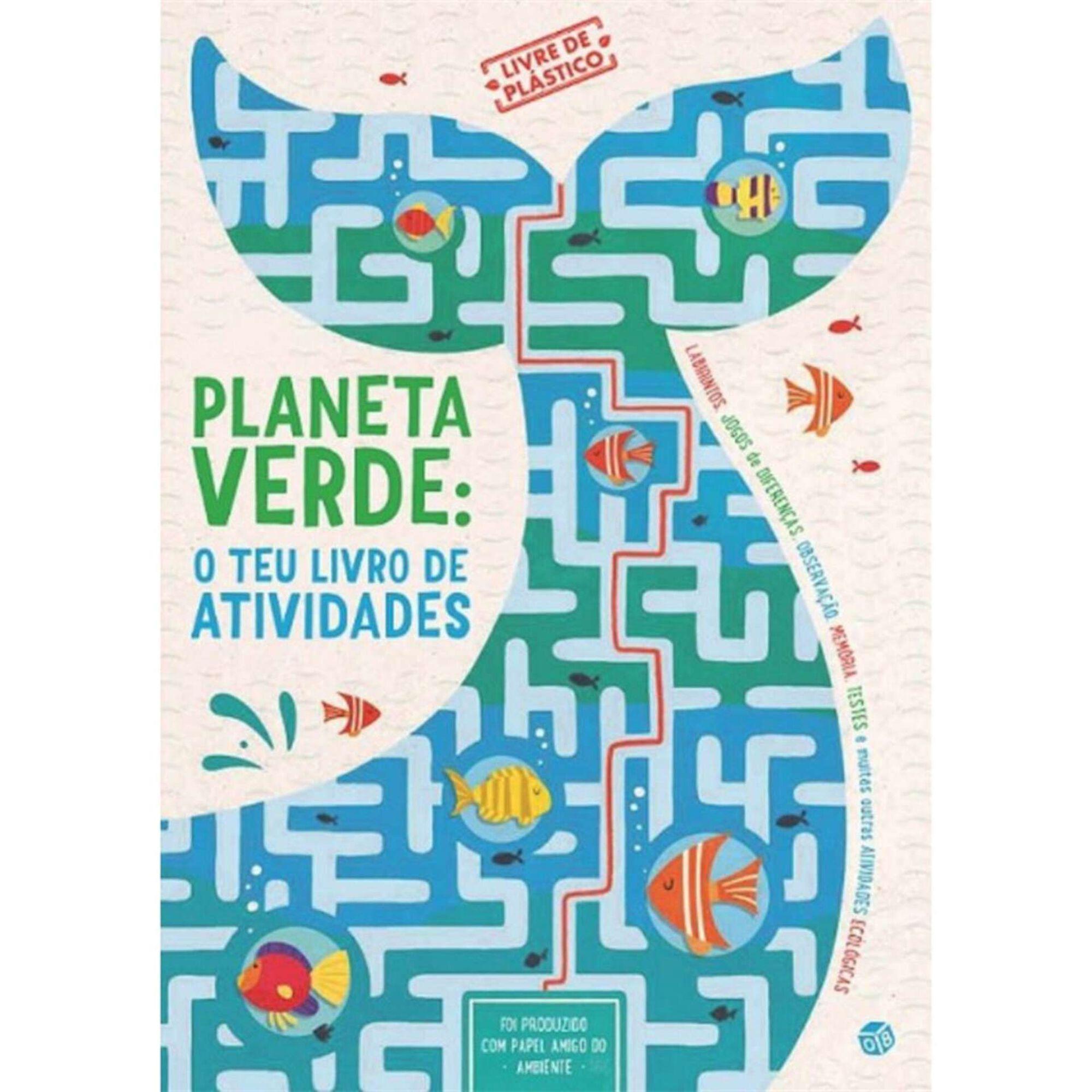 Planeta Verde - O Teu Livro de Atividades